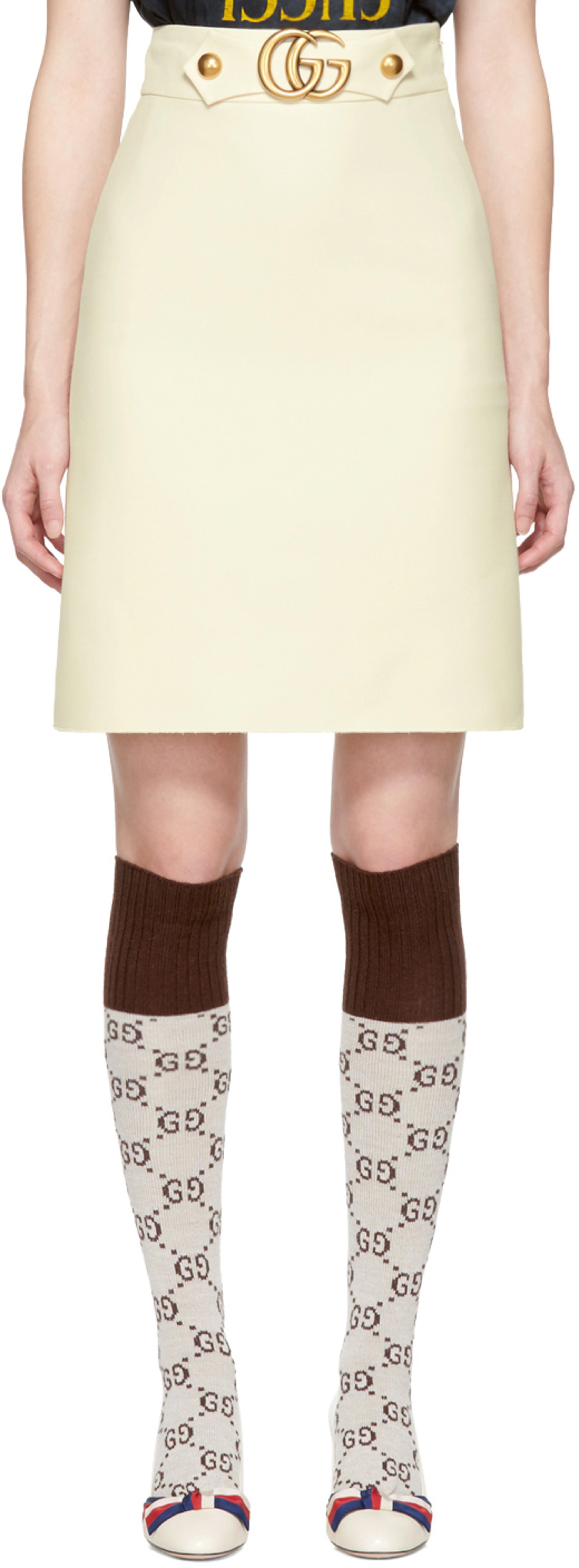 88f78a18b0 Gucci skirts for Women | SSENSE