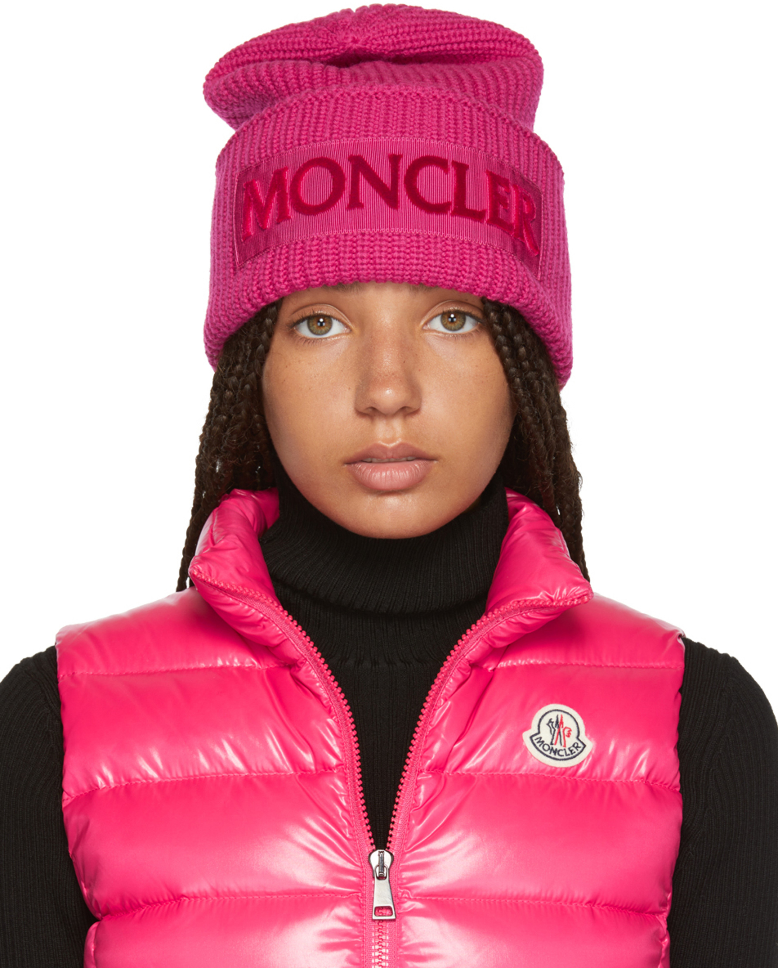 59c6e662b0655 Moncler hats for Women