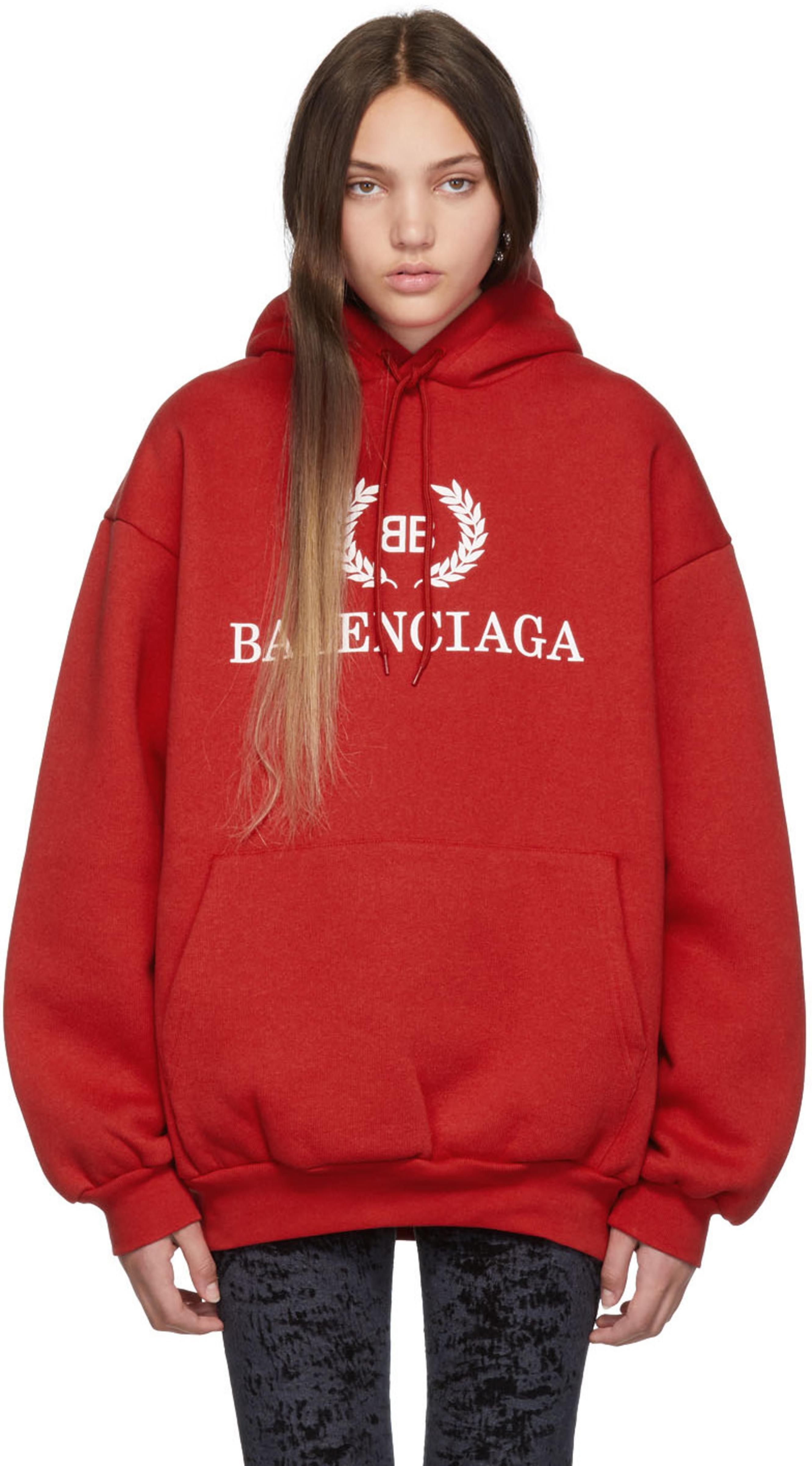 ca141d4f1a38 Balenciaga hoodies & zipups for Women   SSENSE Canada