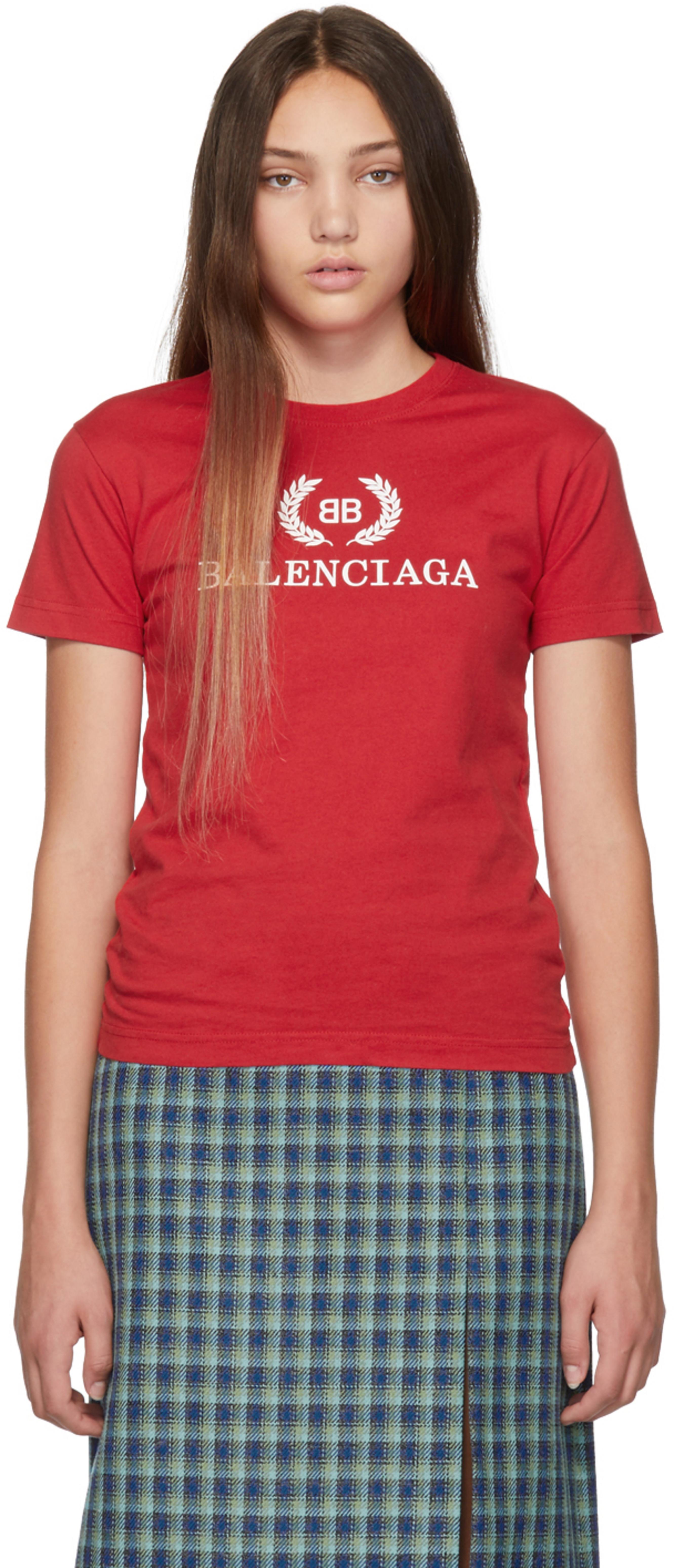 d851016b Balenciaga t-shirts for Women | SSENSE