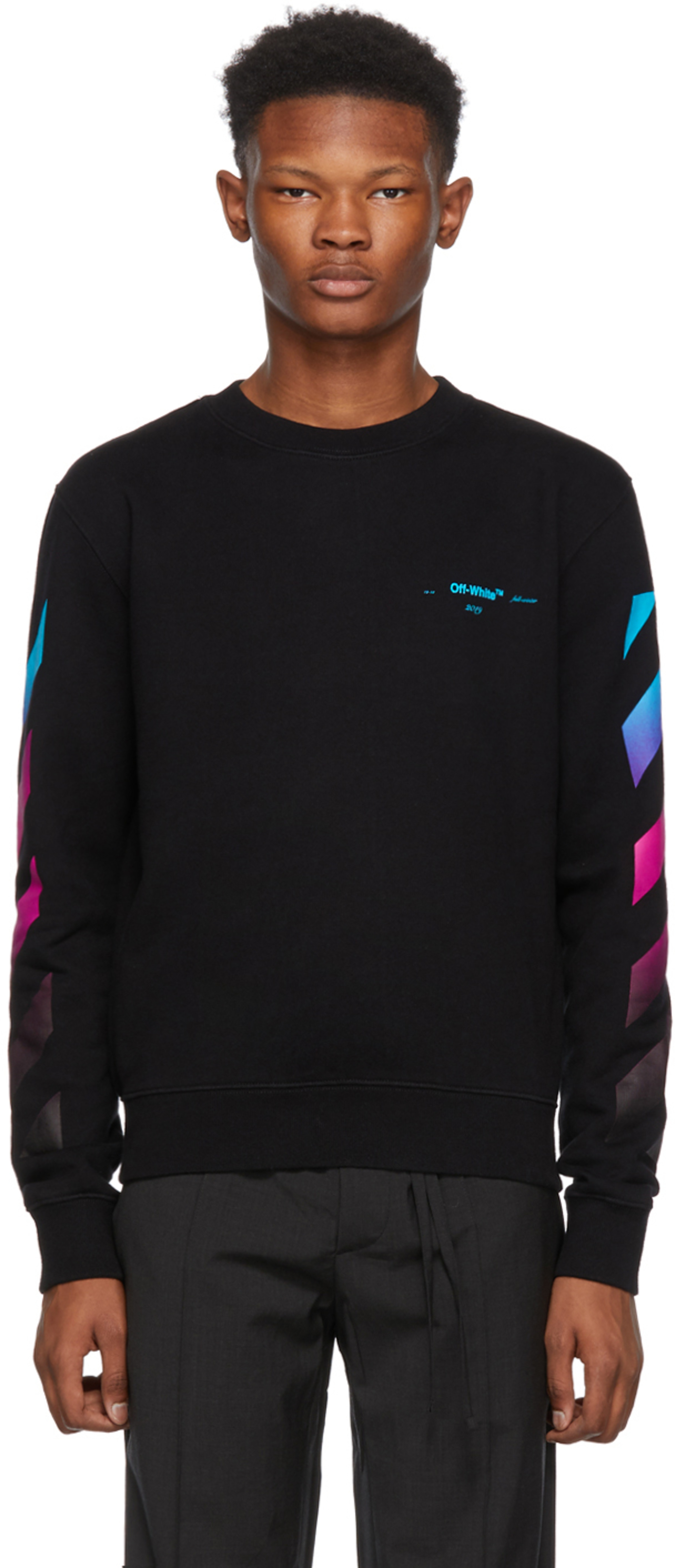 c3b6d766 Off-white sweaters for Men | SSENSE