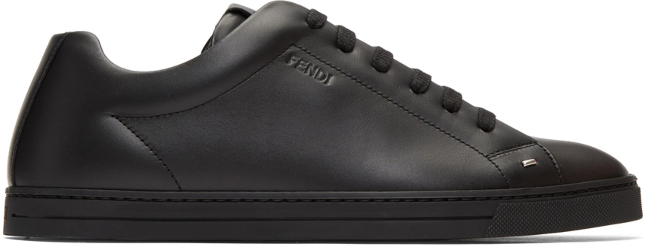 454e808654 Black Mini 'Bag Bugs' Sneakers