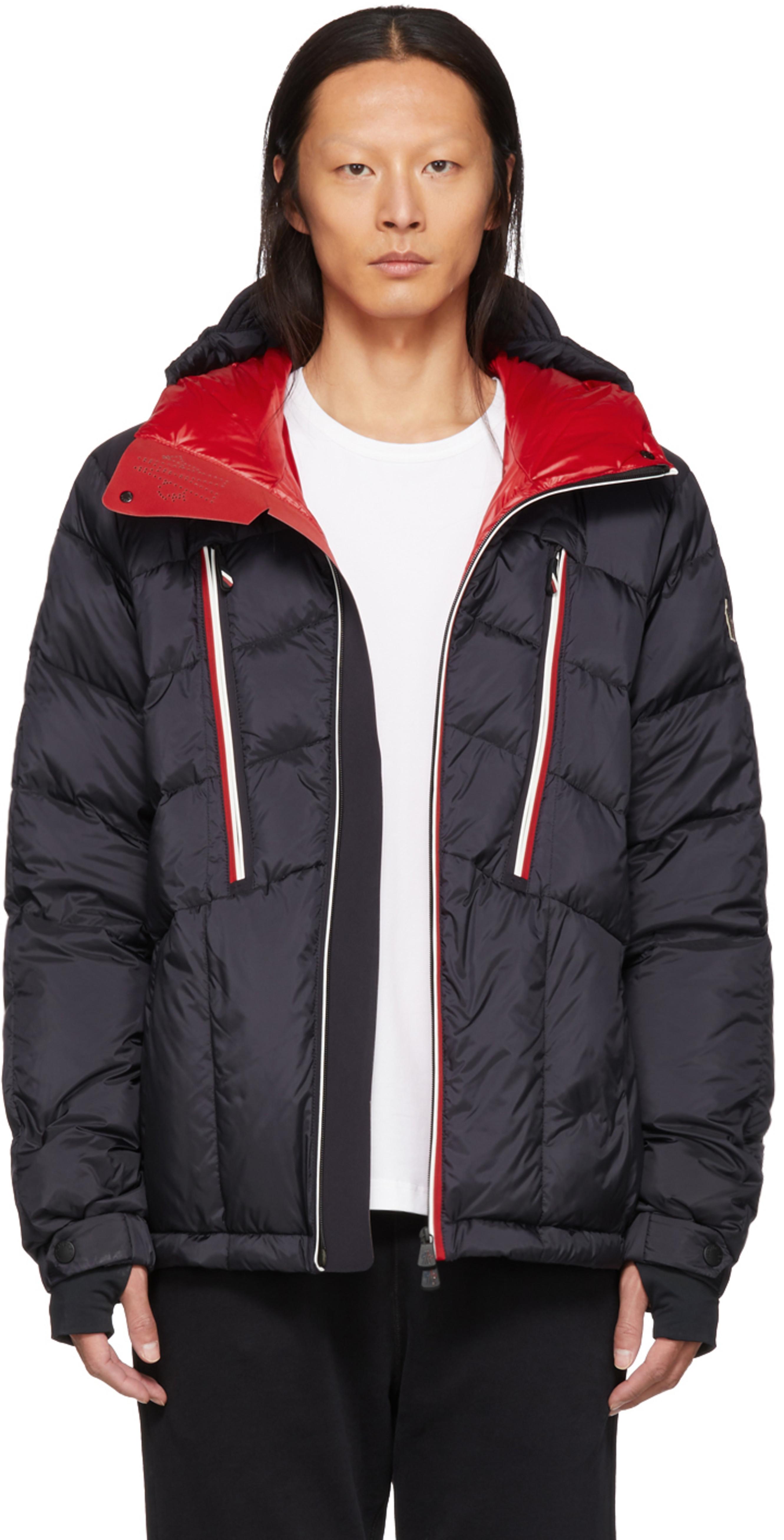 4b4d15af8 Black Down Arnsee Jacket