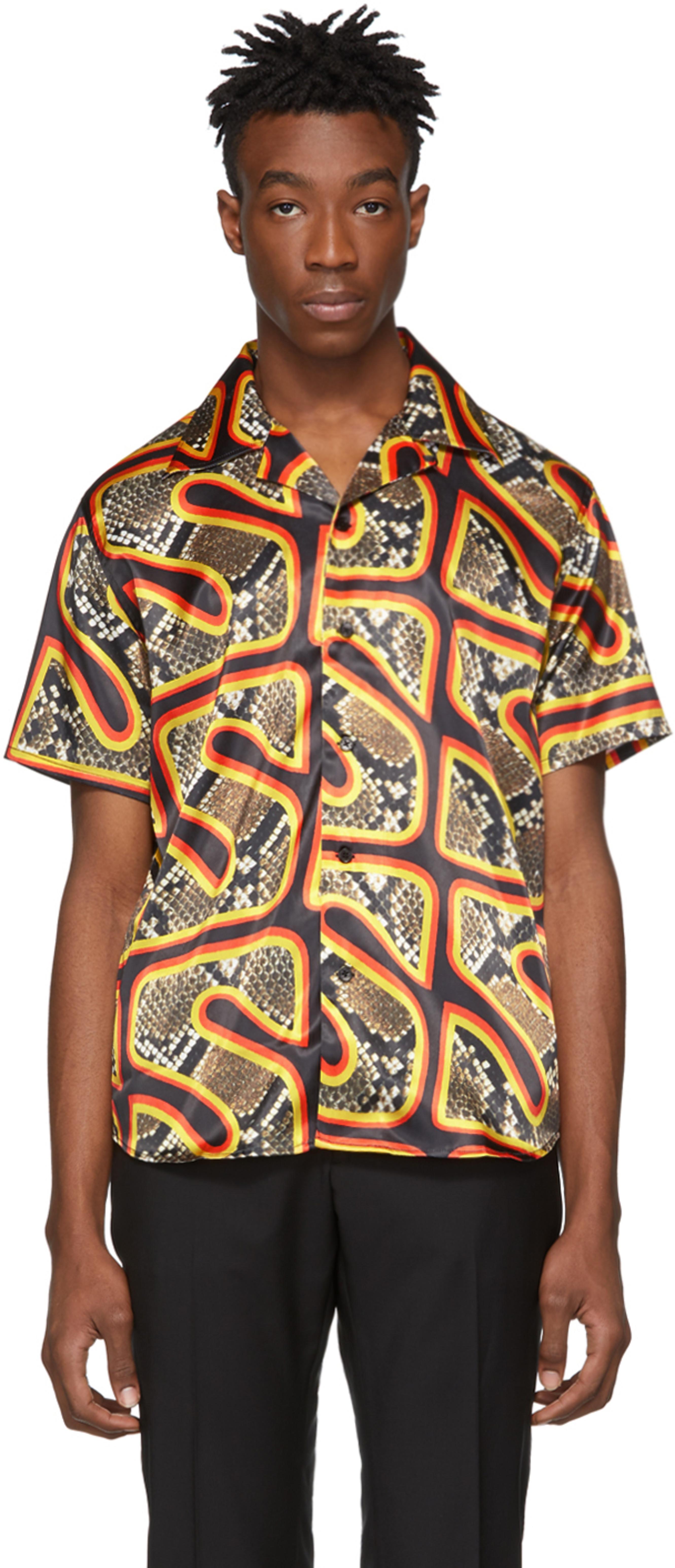 0af5c8ee Sss World Corp shirts for Men | SSENSE