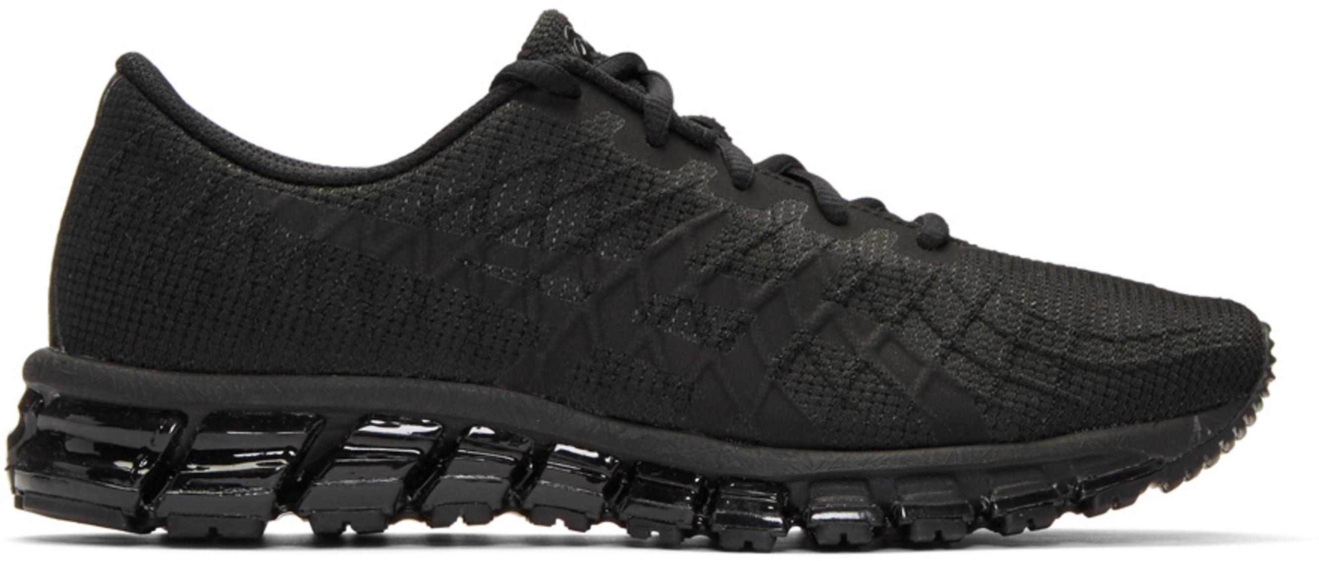 2da35c90051f53 Black Gel-Quantum 180 4 Sneakers
