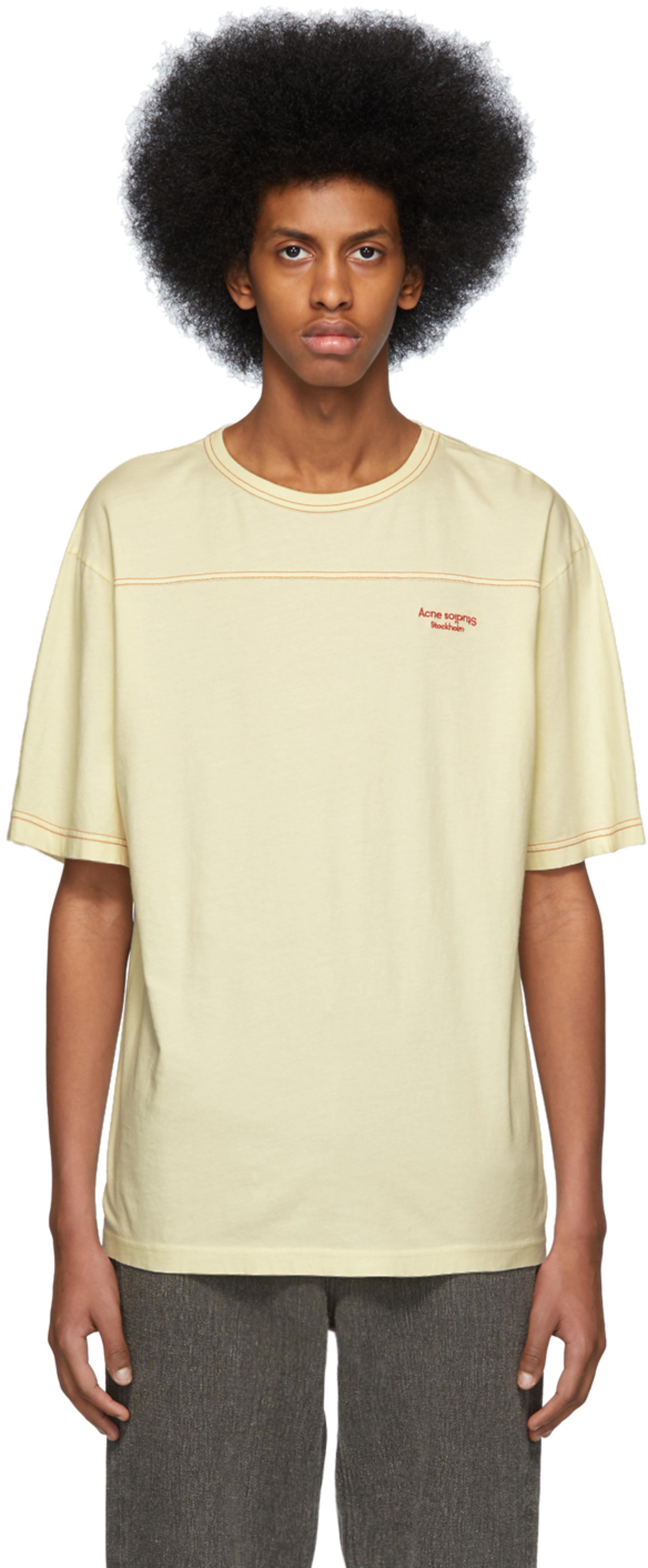 df11802bd Acne Studios t-shirts for Men   SSENSE Canada