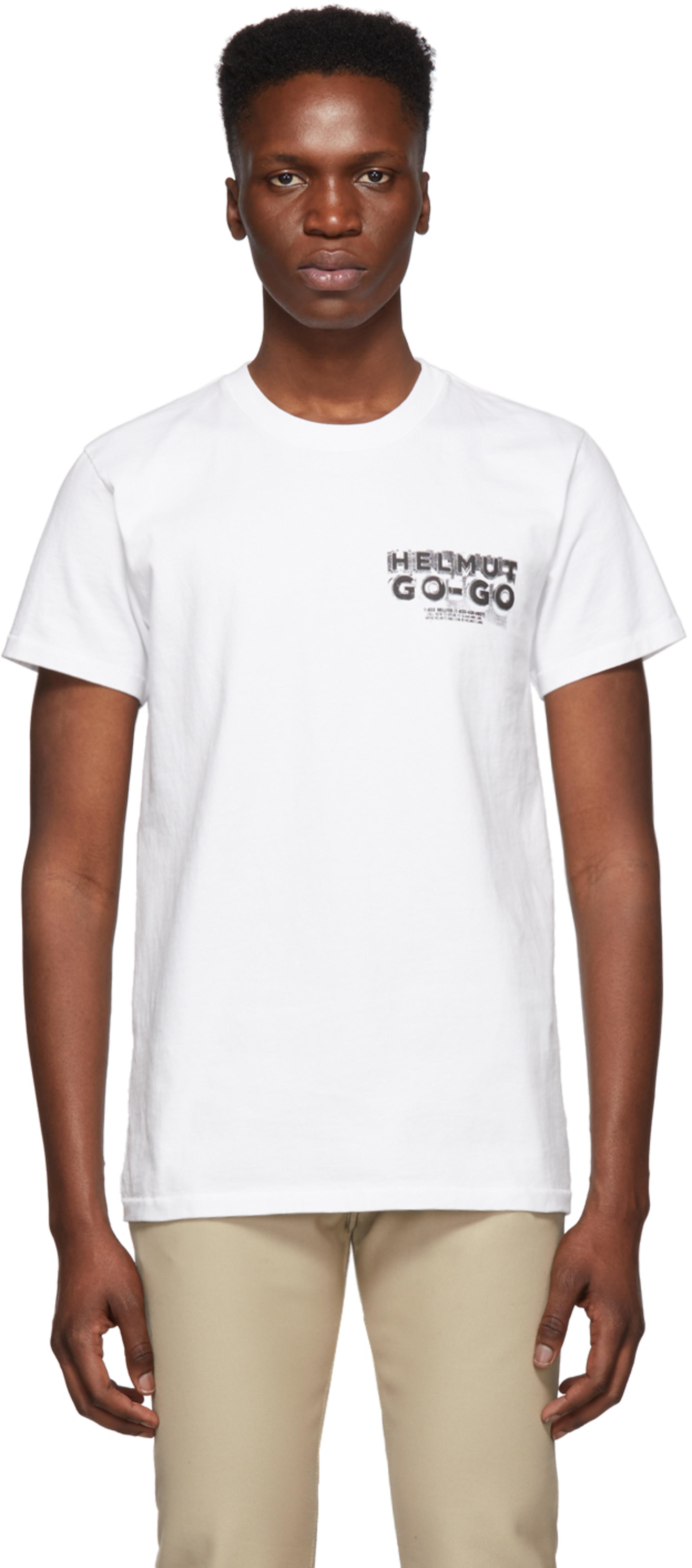 ea1684c3 Helmut Lang t-shirts for Men | SSENSE