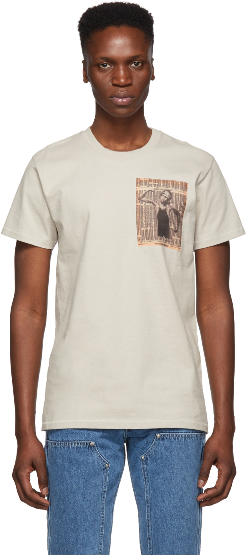 78bc02c2 Helmut Lang t-shirts for Men | SSENSE
