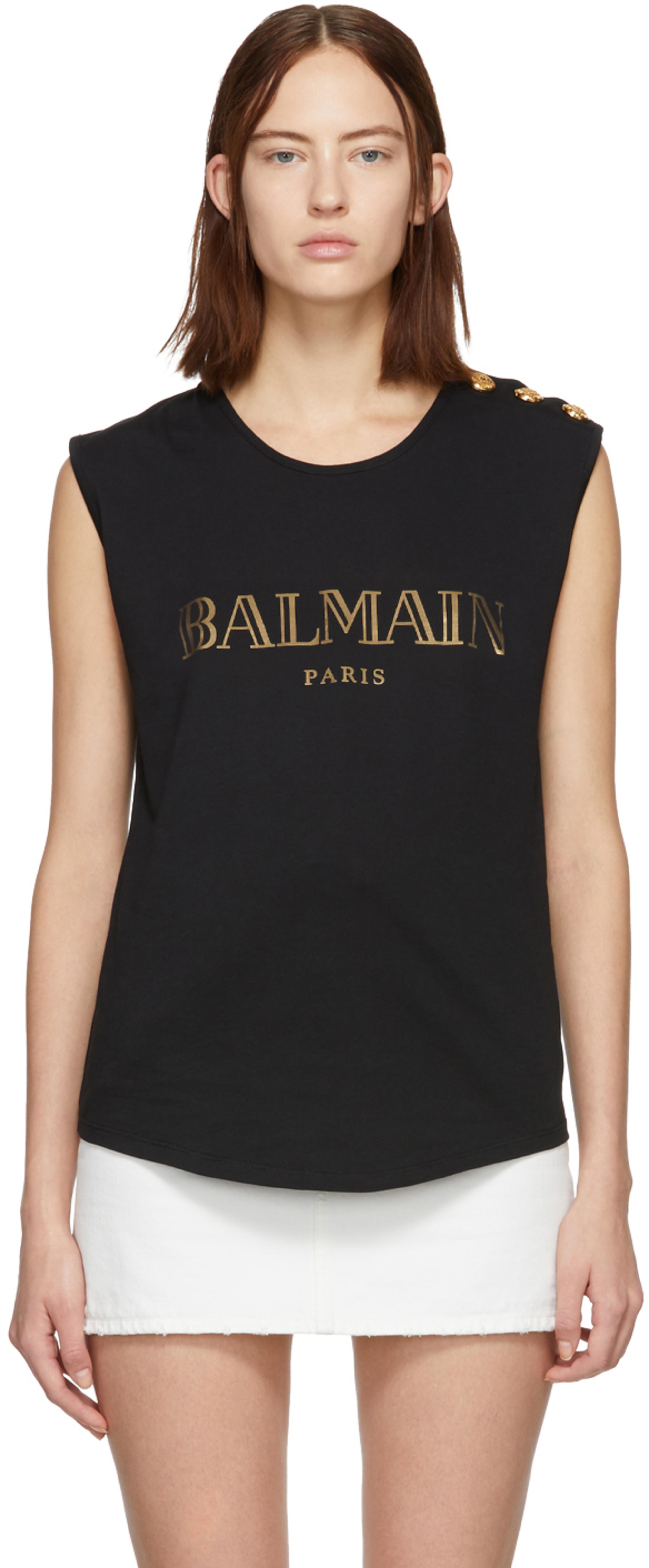 d5d2aedd Balmain for Women SS19 Collection | SSENSE Canada