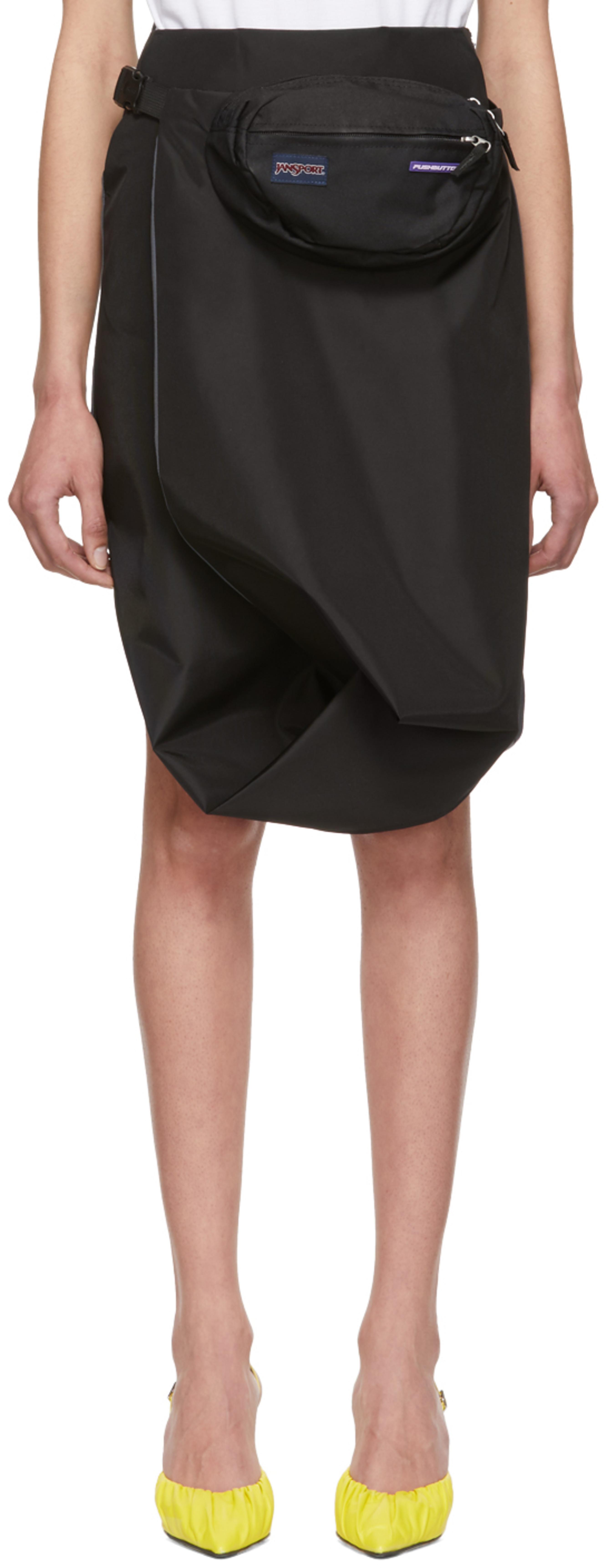 c64b8fcf6b7e20 Designer mid length skirts for Women