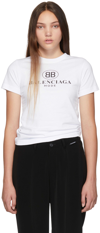068f4e0ea Balenciaga t-shirts for Women | SSENSE Canada