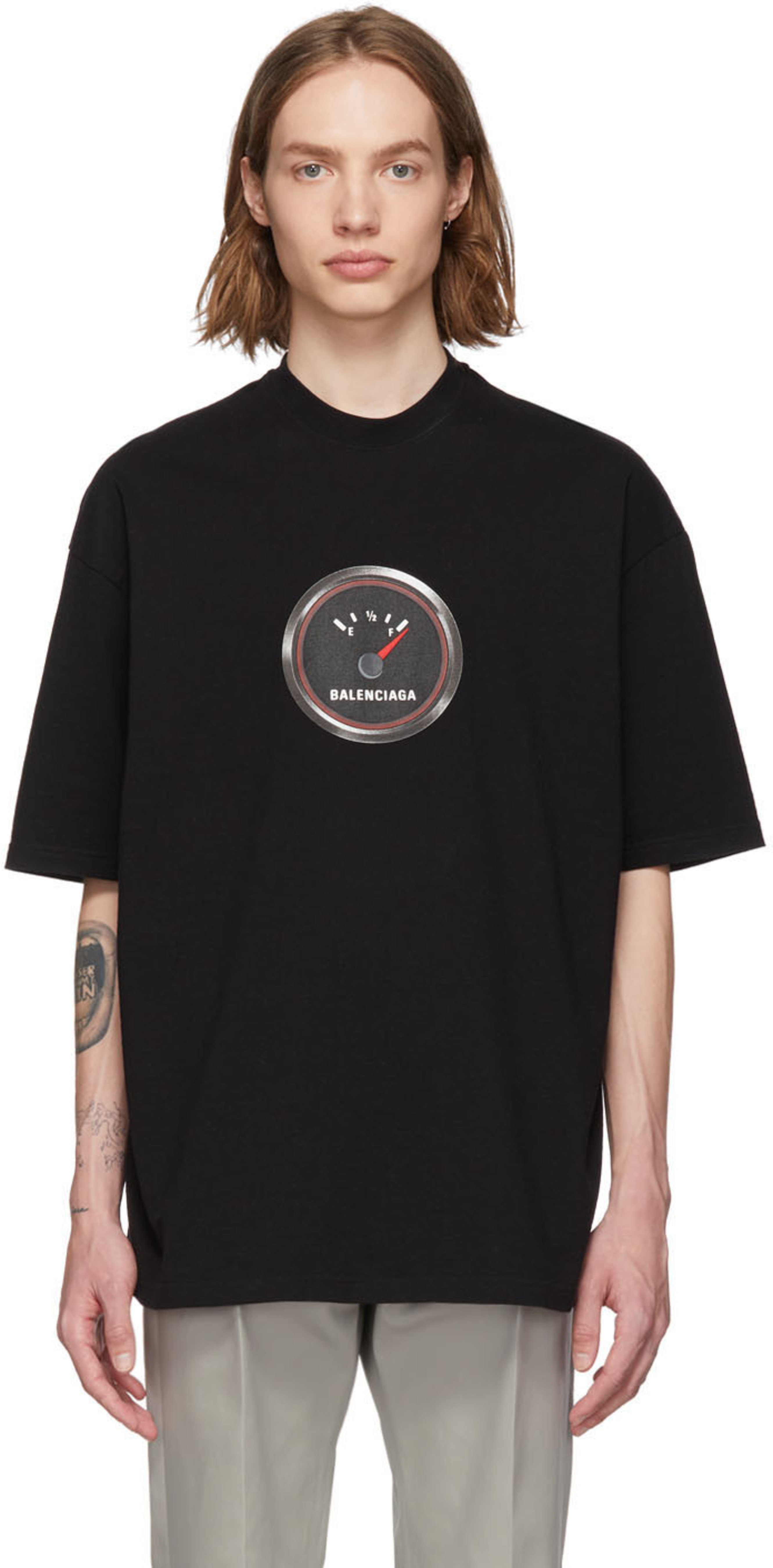 93b55f119 Balenciaga t-shirts for Men | SSENSE UK