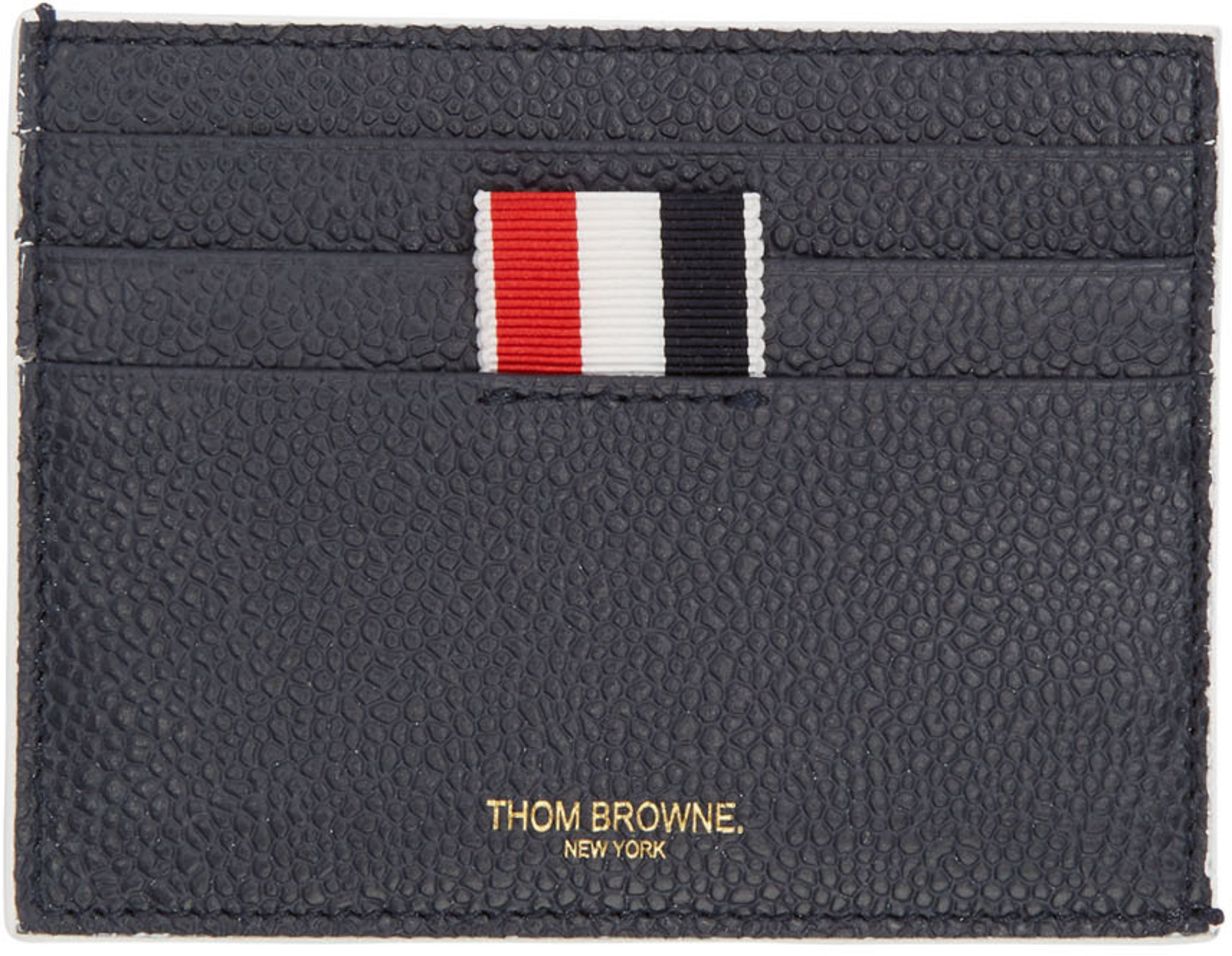 e4e2f609490e Thom Browne wallets   card holders for Men