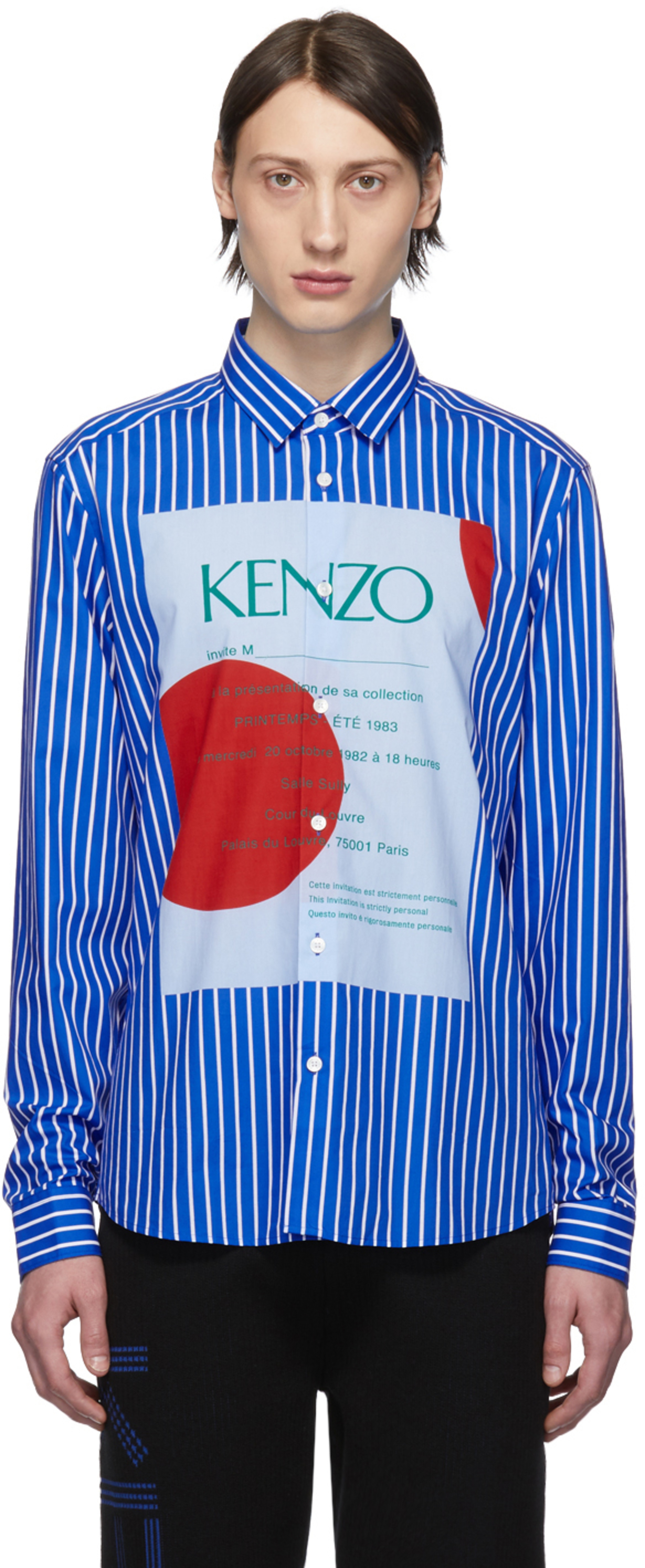 4620ed13f07 Kenzo for Men SS19 Collection