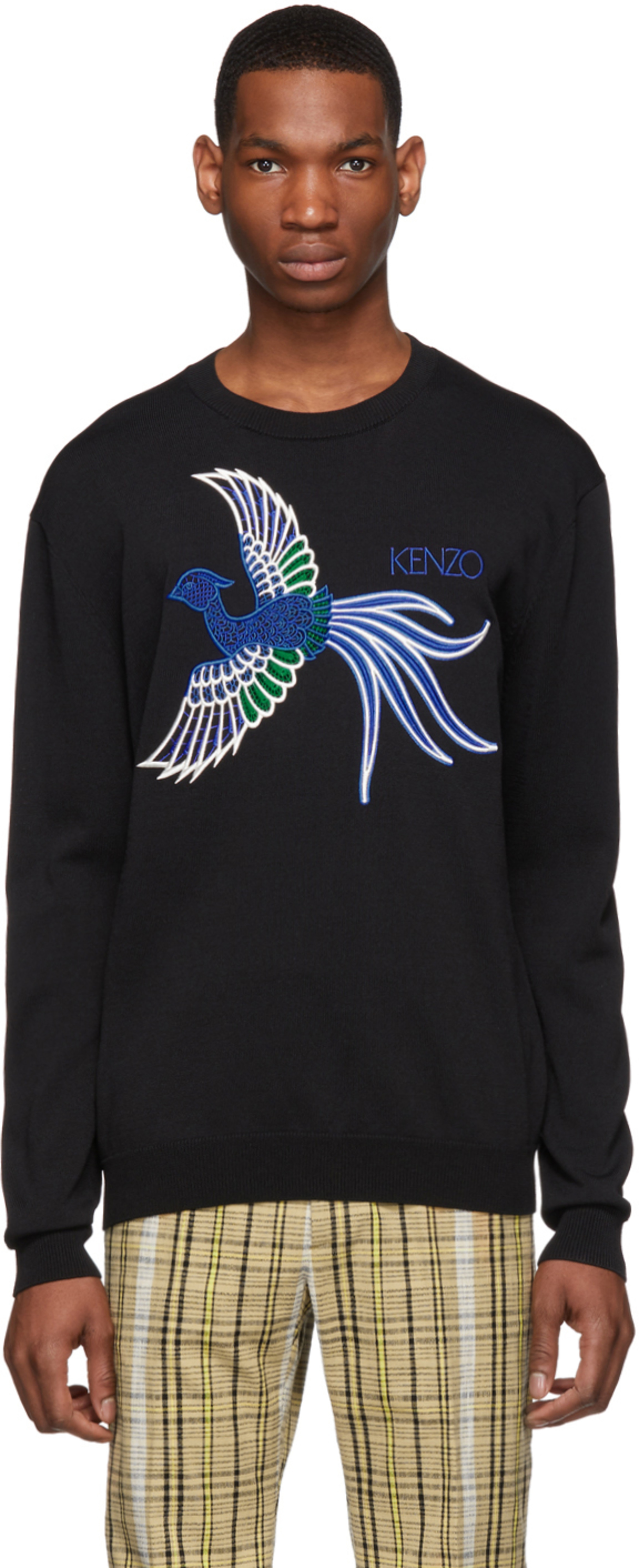 8c724c733 Kenzo sweaters for Men | SSENSE Canada
