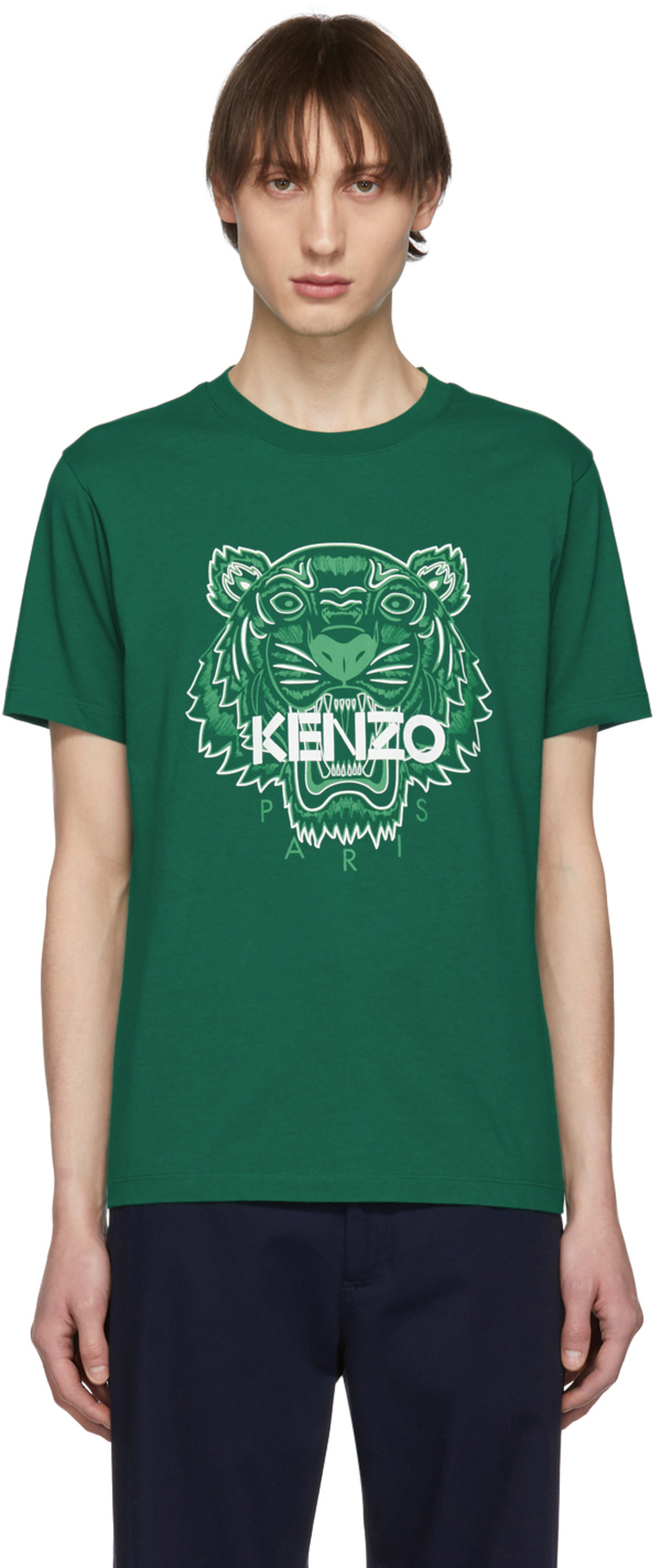 058dcf20 Kenzo t-shirts for Men | SSENSE UK