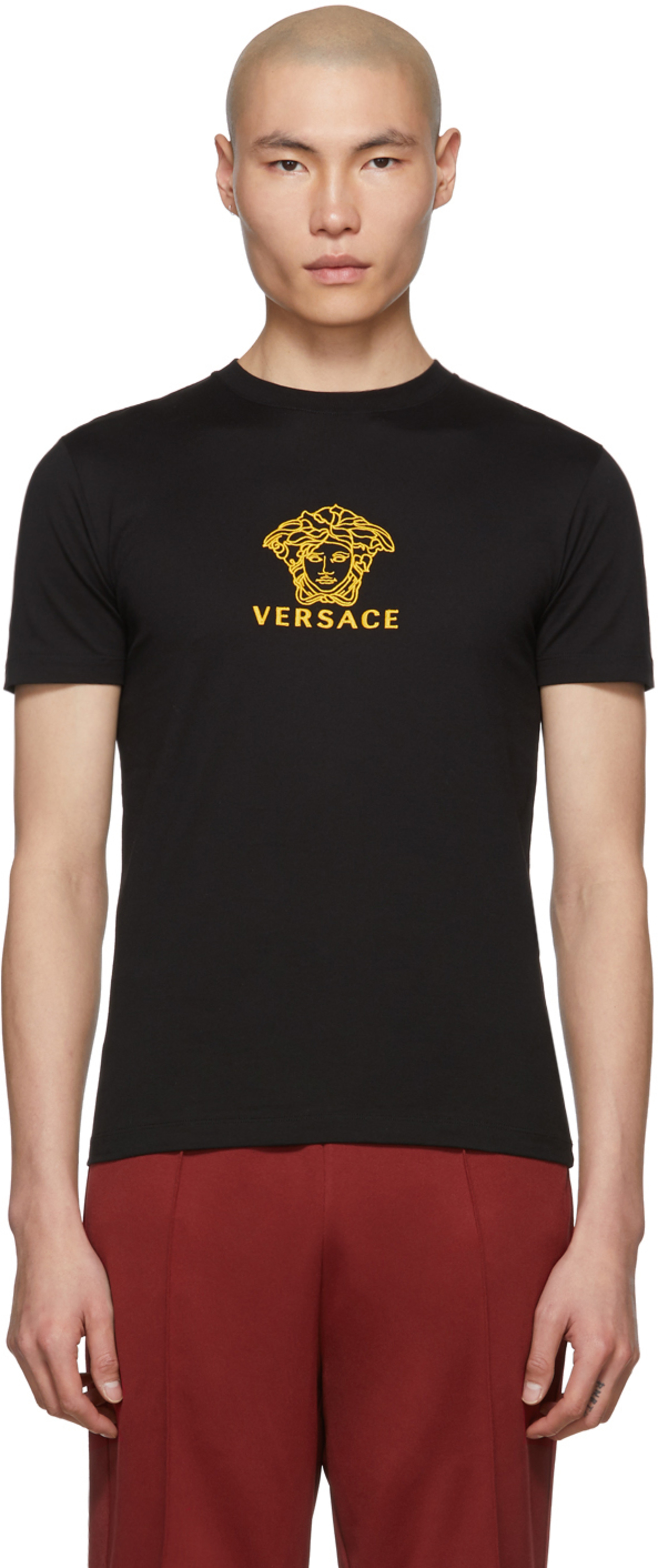 db40f284402 Versace for Men SS19 Collection