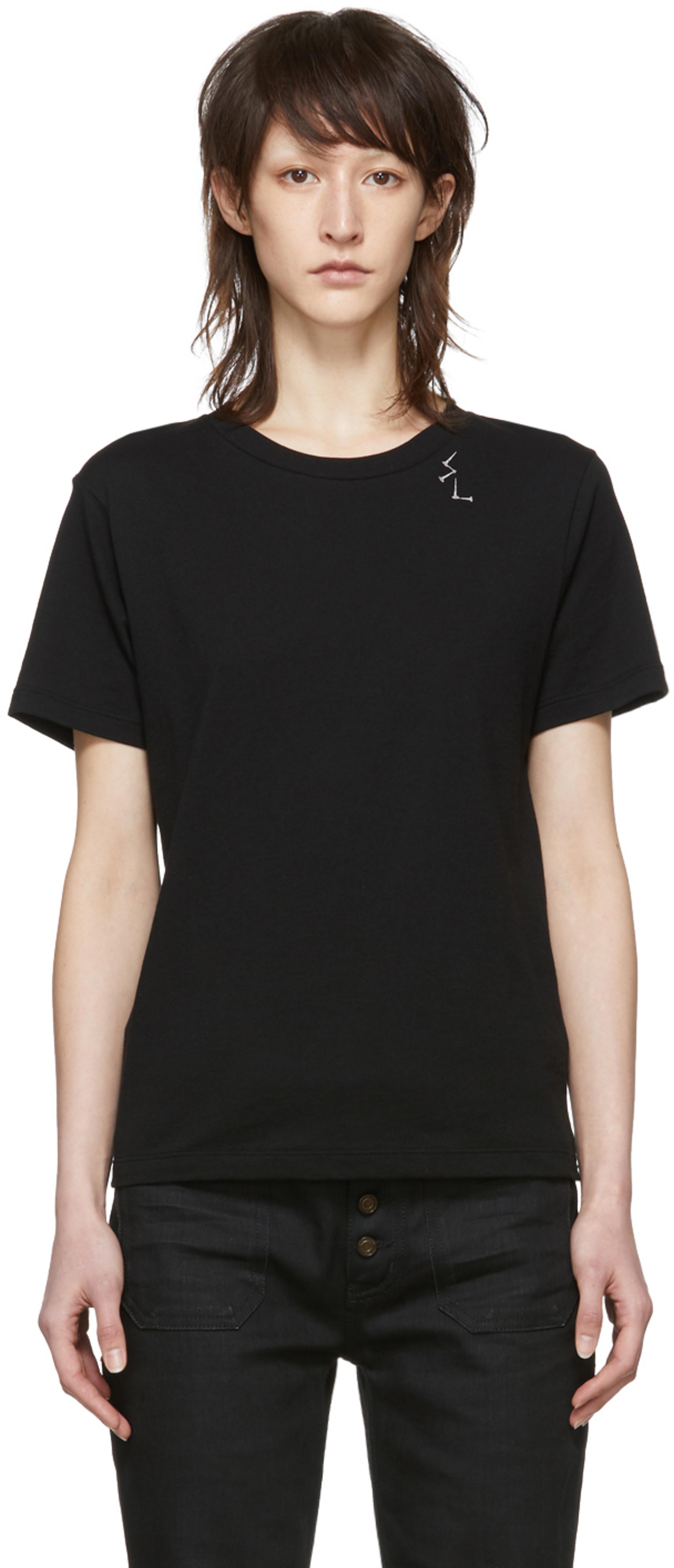 2a611956b Saint Laurent t-shirts for Women | SSENSE