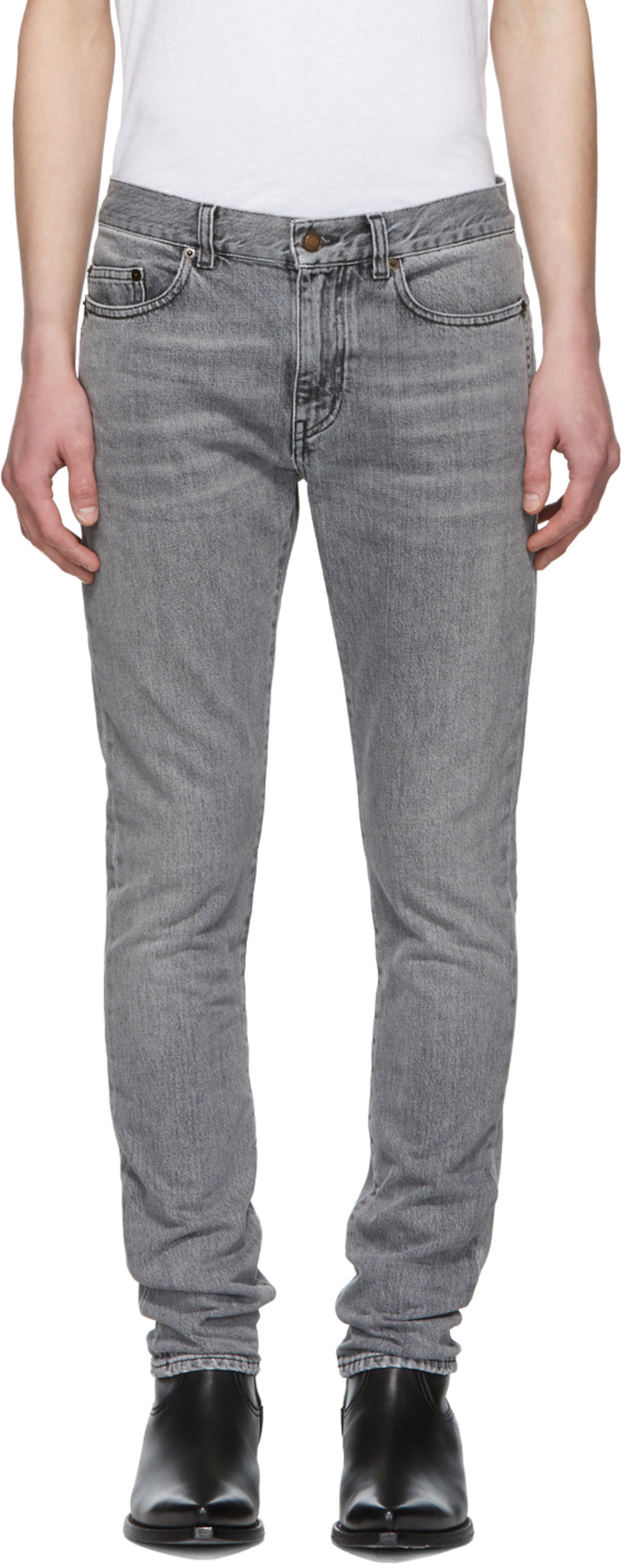 754945c5e870 Saint Laurent jeans pour Hommes