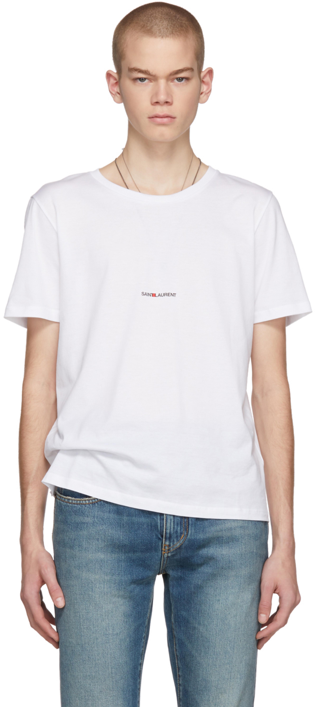 88a75cd99 Saint Laurent clothing for Men | SSENSE