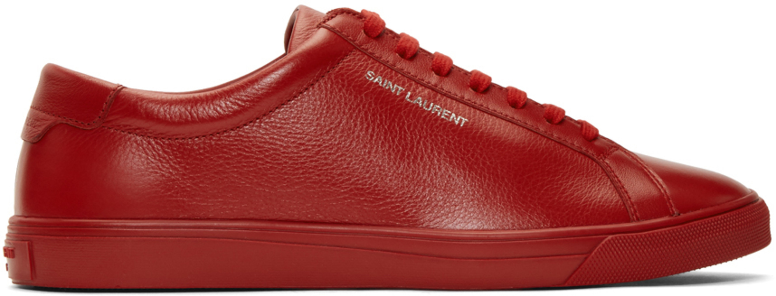 19c5f3aa2c2 Red Andy Sneakers