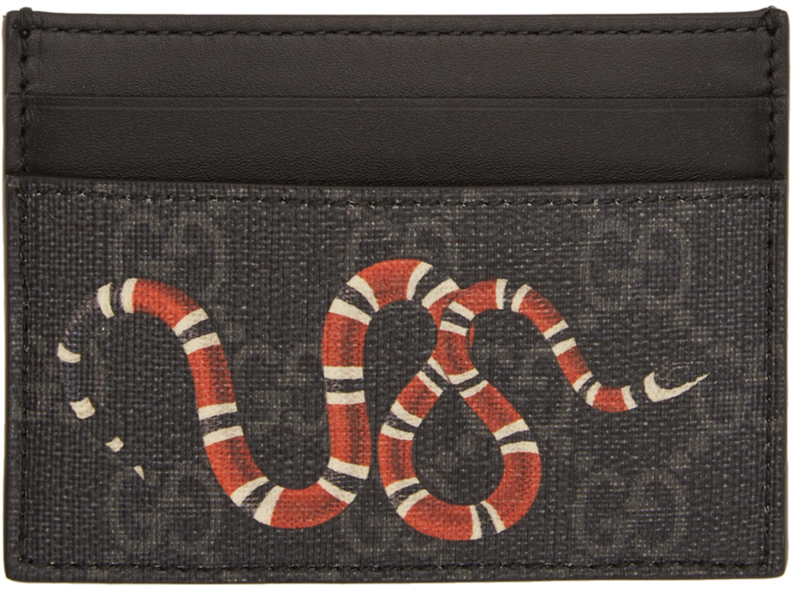 5e91046af567 Gucci wallets & card holders for Men | SSENSE