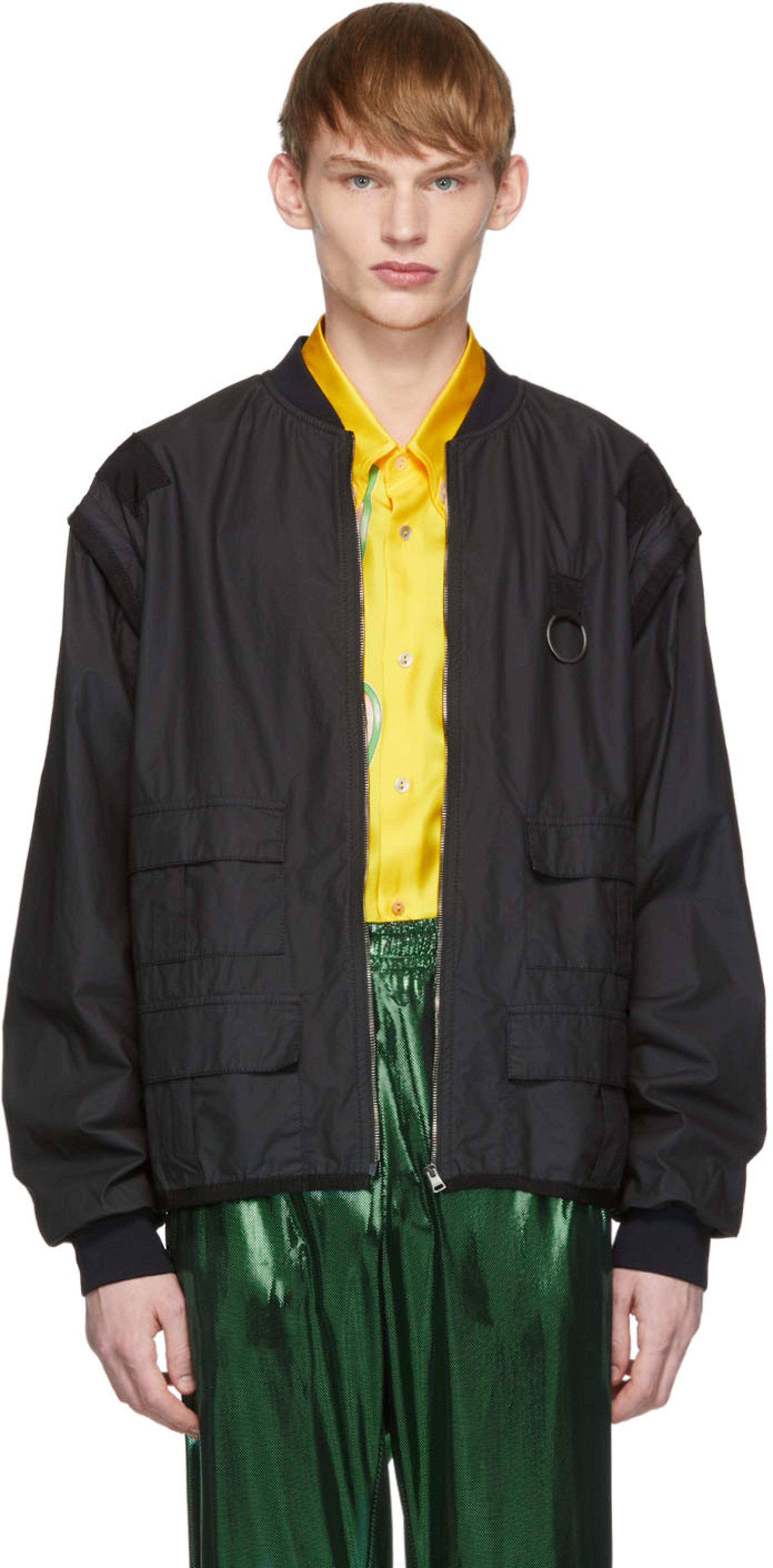 e225e1266cb Gucci jackets for Men | SSENSE