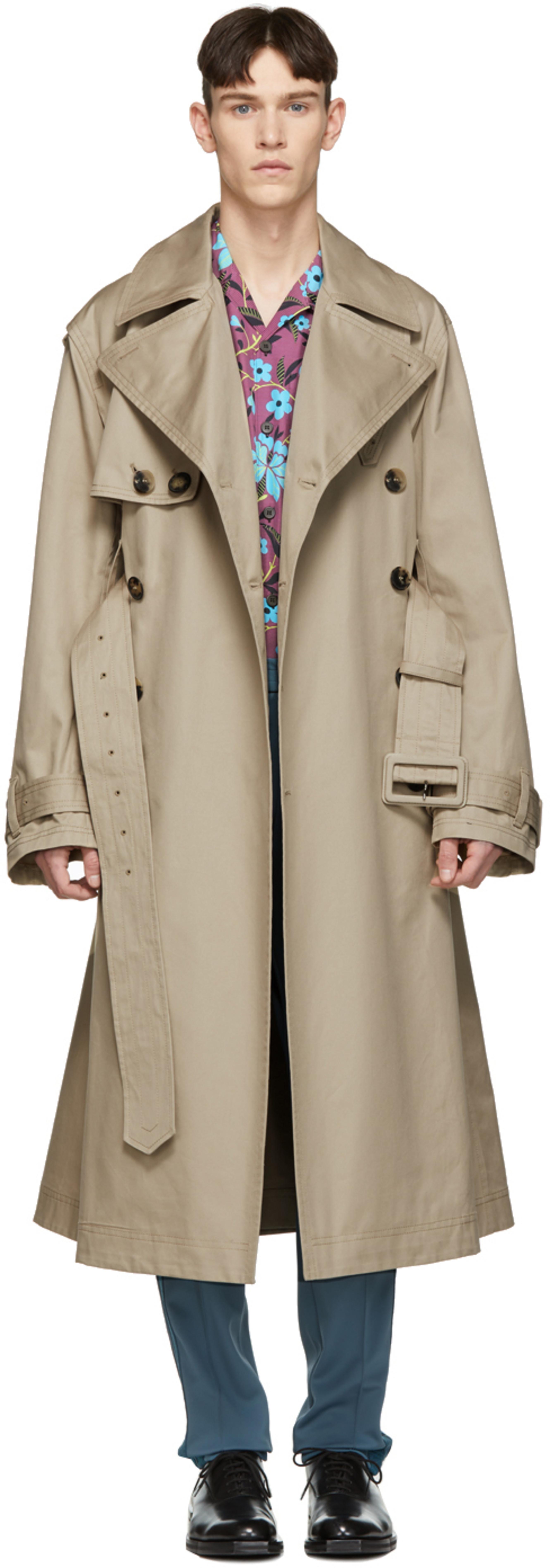 4d98a80e931e Designer trench coats for Men