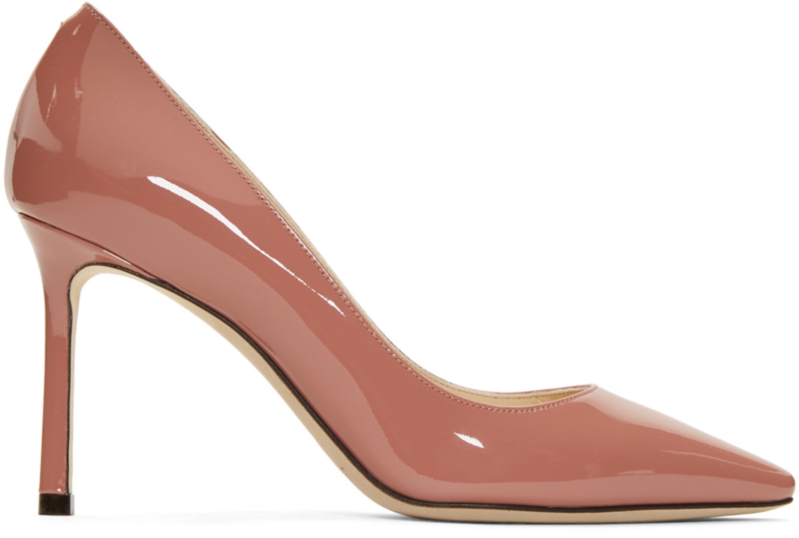 230179935ae Pink Patent Romy 85 Heels