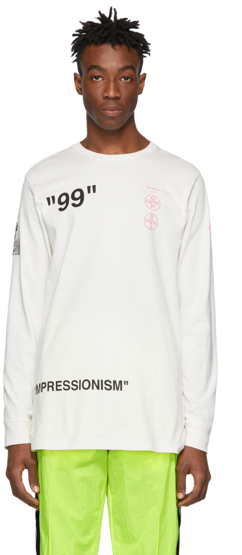 9b67b144694 Off-white t-shirts for Men
