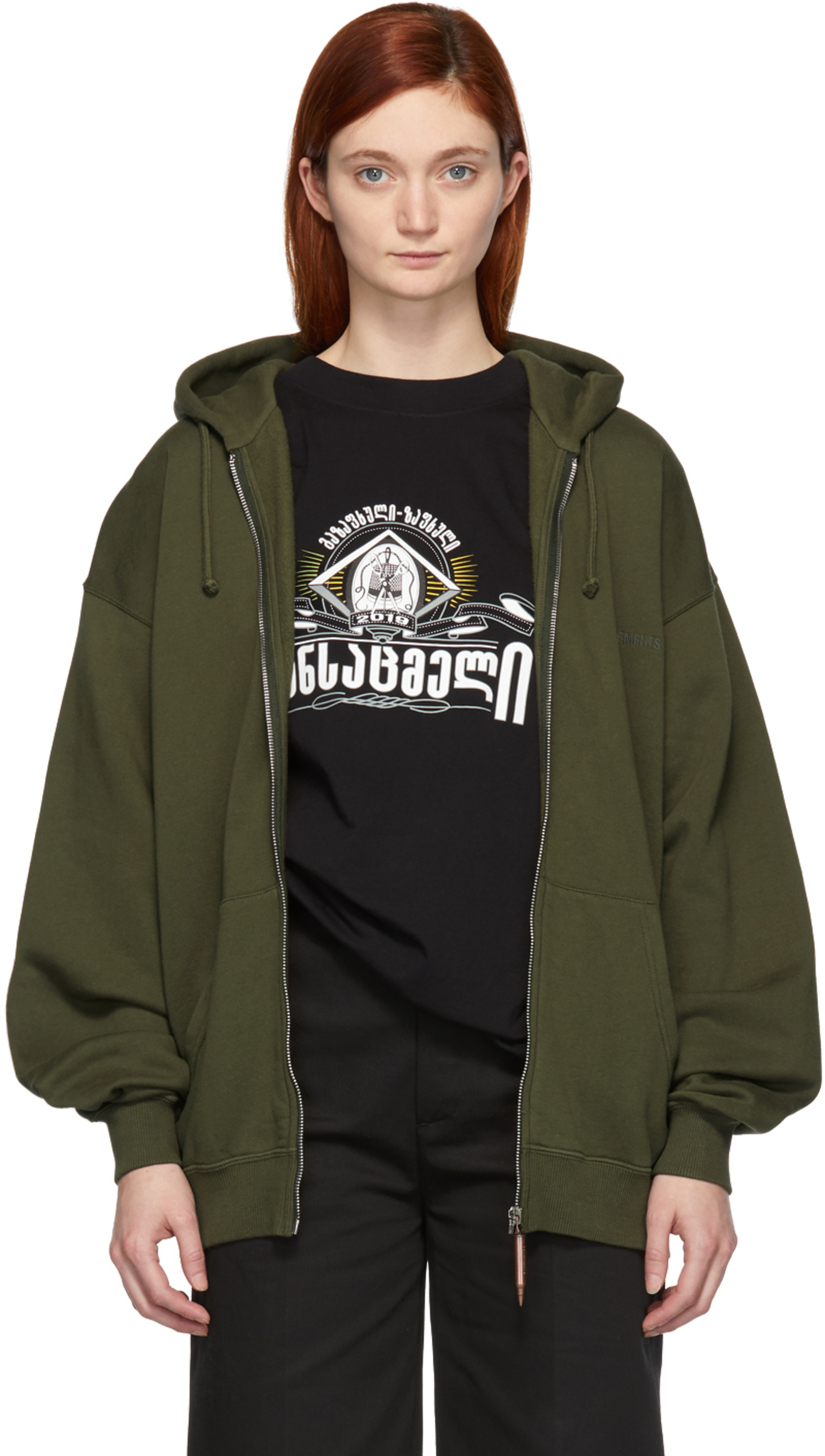 3f3604b436e542 Vetements for Women SS19 Collection