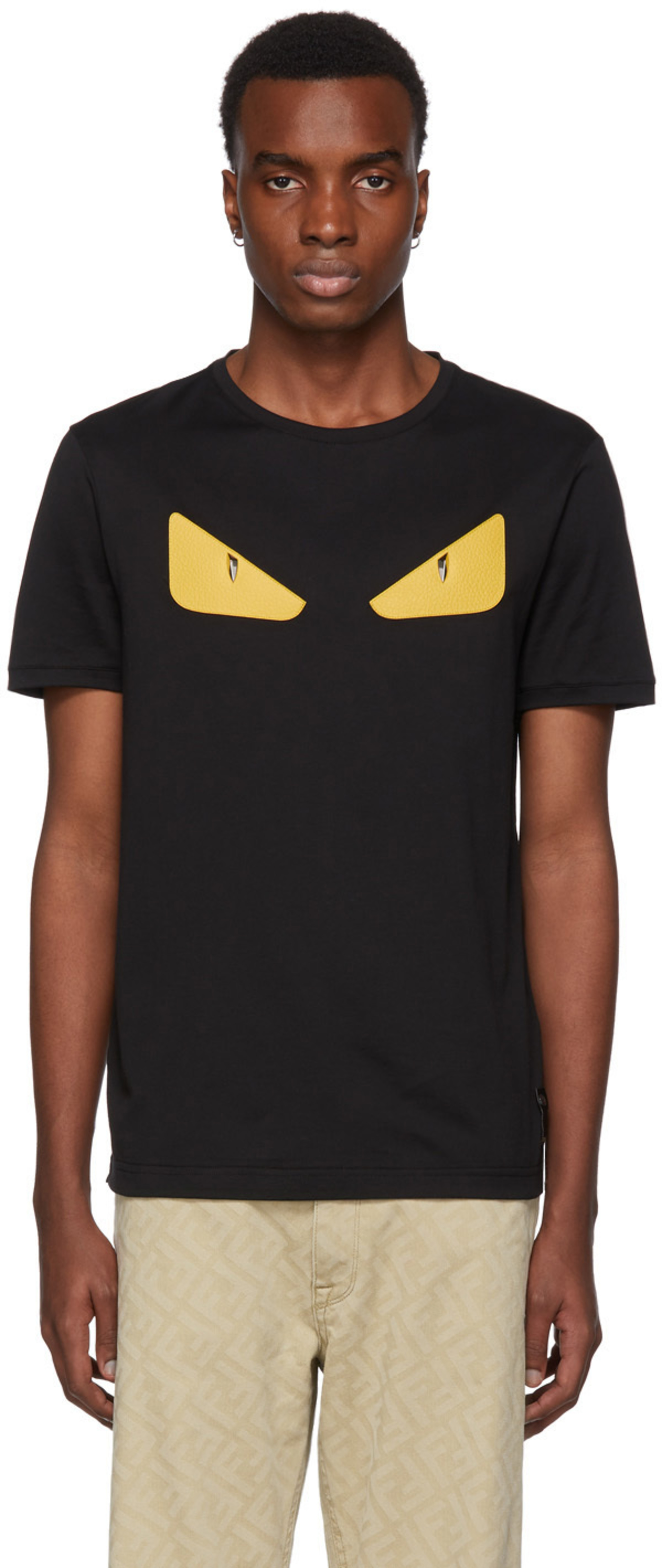 79c00a37 Fendi t-shirts for Men | SSENSE