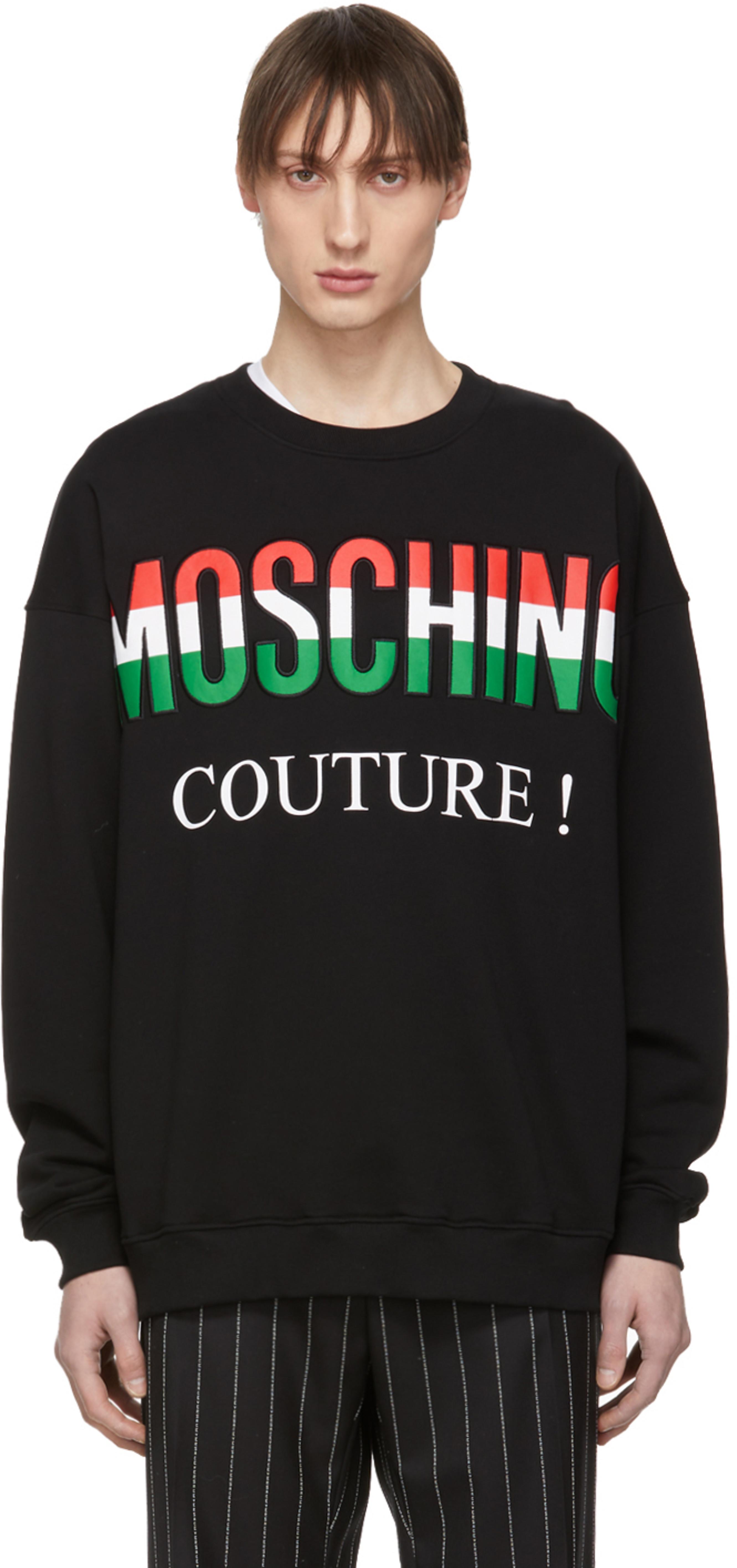 a43640054 Moschino for Men SS19 Collection | SSENSE Canada