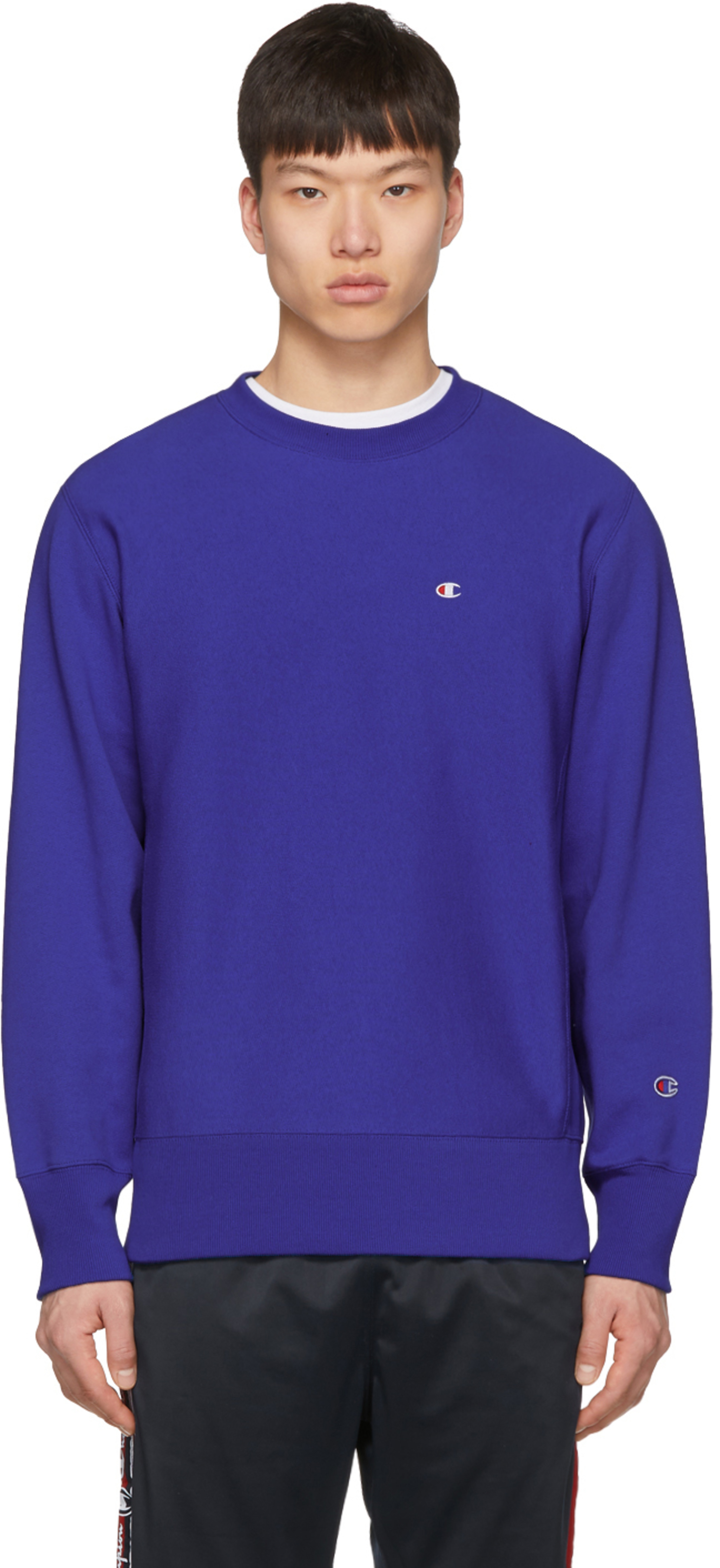728c974f7305 Champion Reverse Weave for Men SS19 Collection