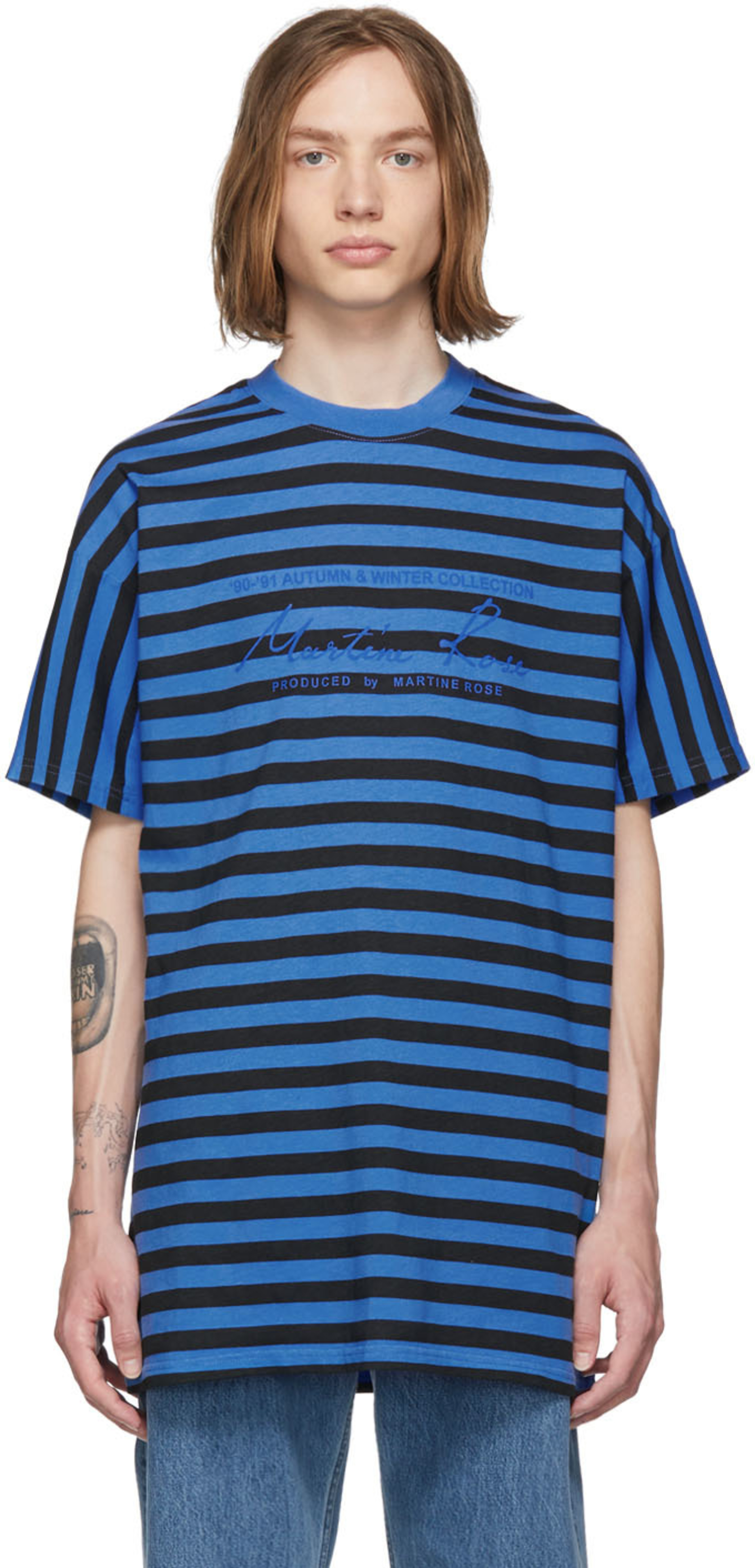 70817b9d8ff Martine Rose for Men SS19 Collection   SSENSE