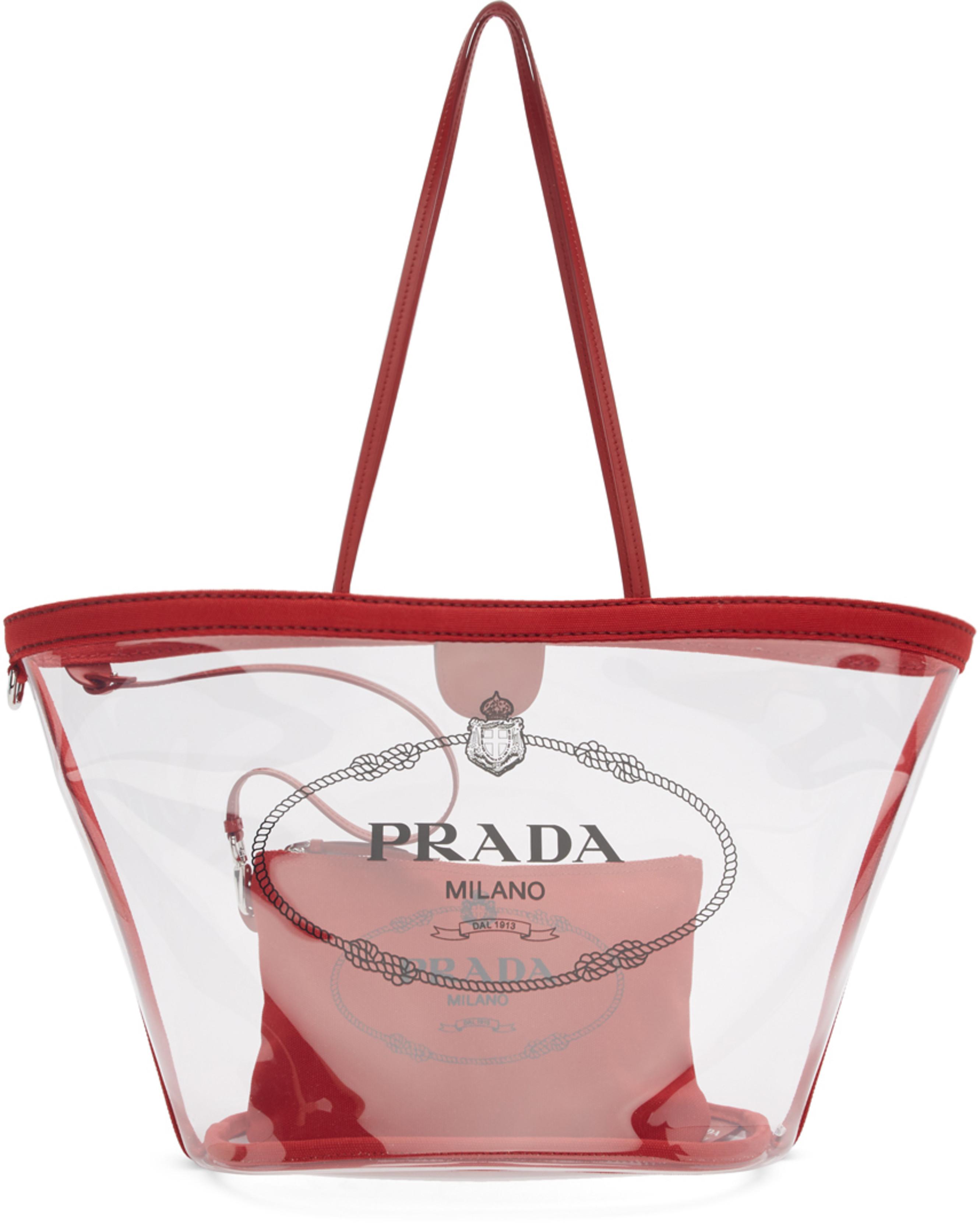 24c180b6b1eb Prada bags for Women | SSENSE