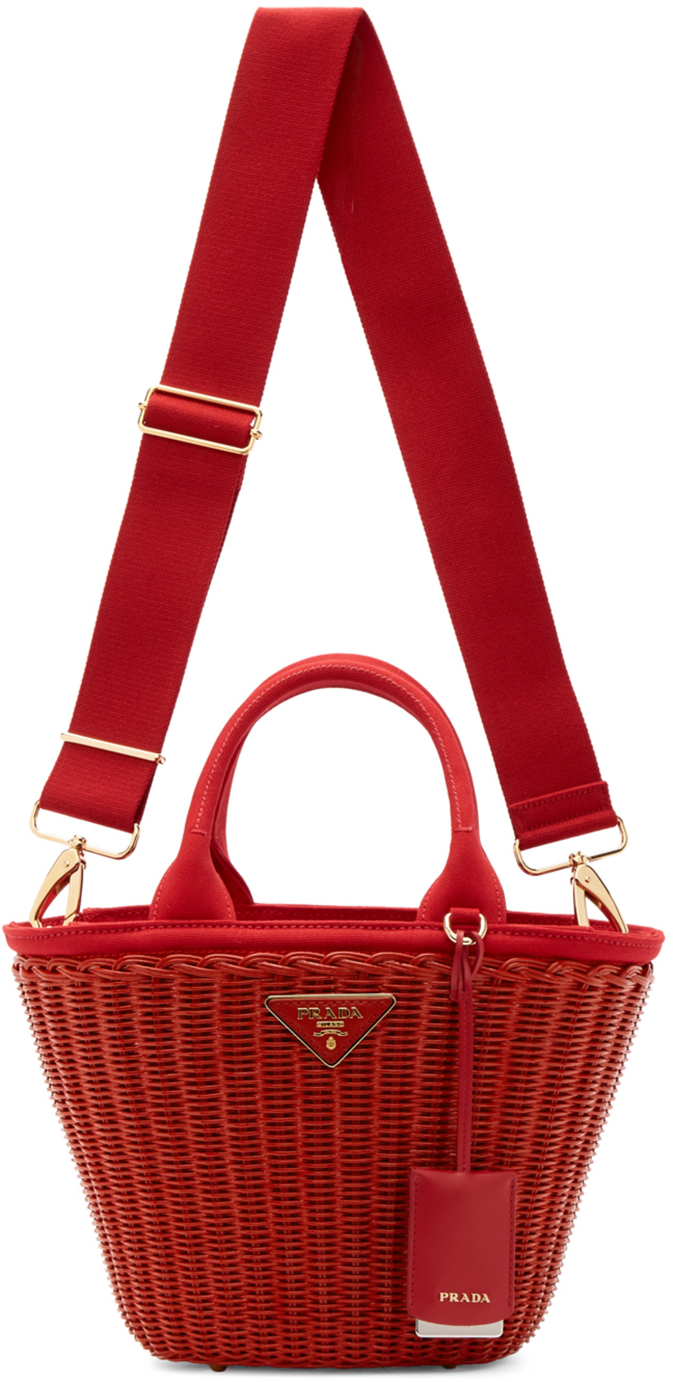 a46dc994c23f Prada tote bags for Women | SSENSE Canada