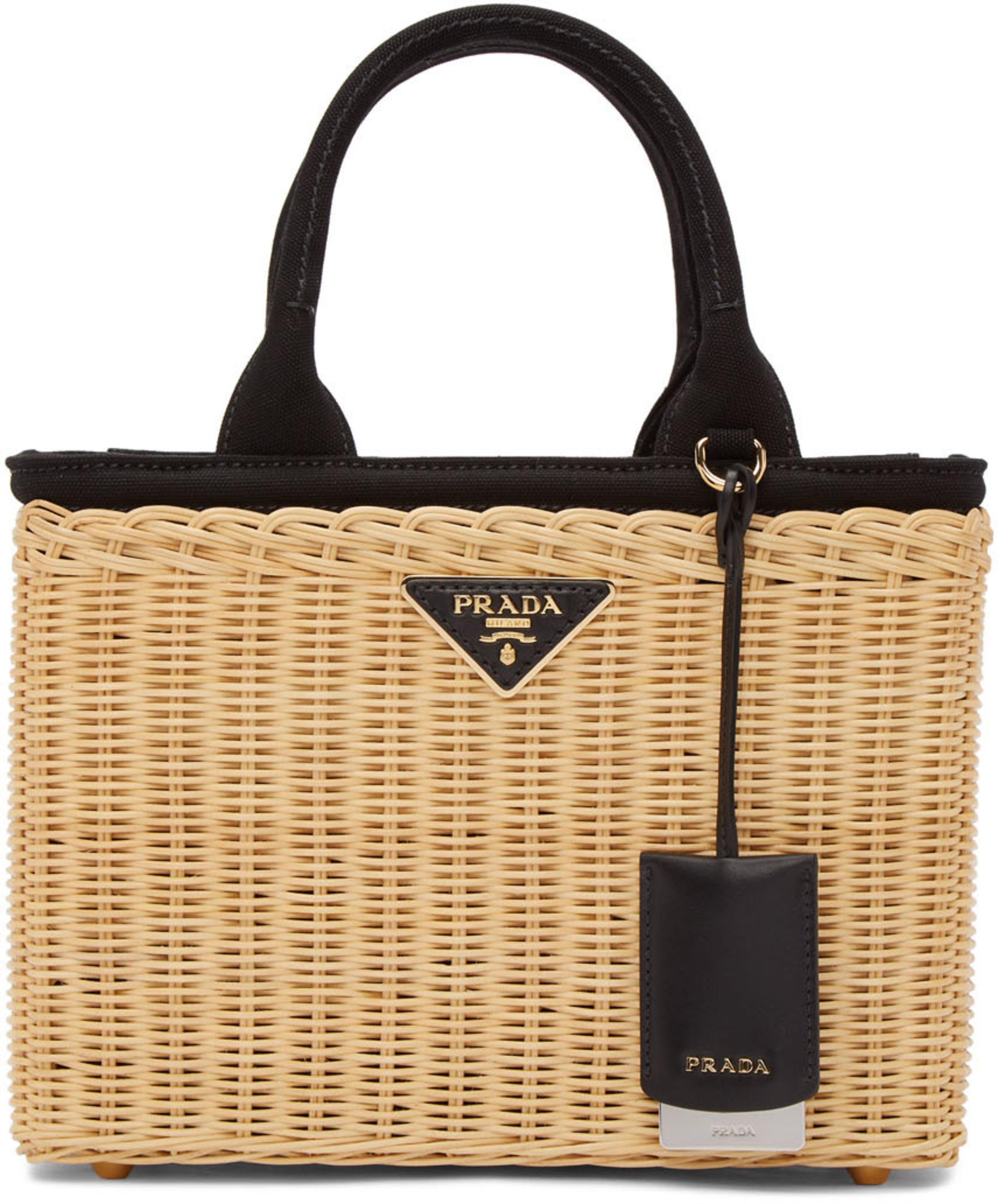 f38cb2cf20ca46 Prada tote bags for Women | SSENSE