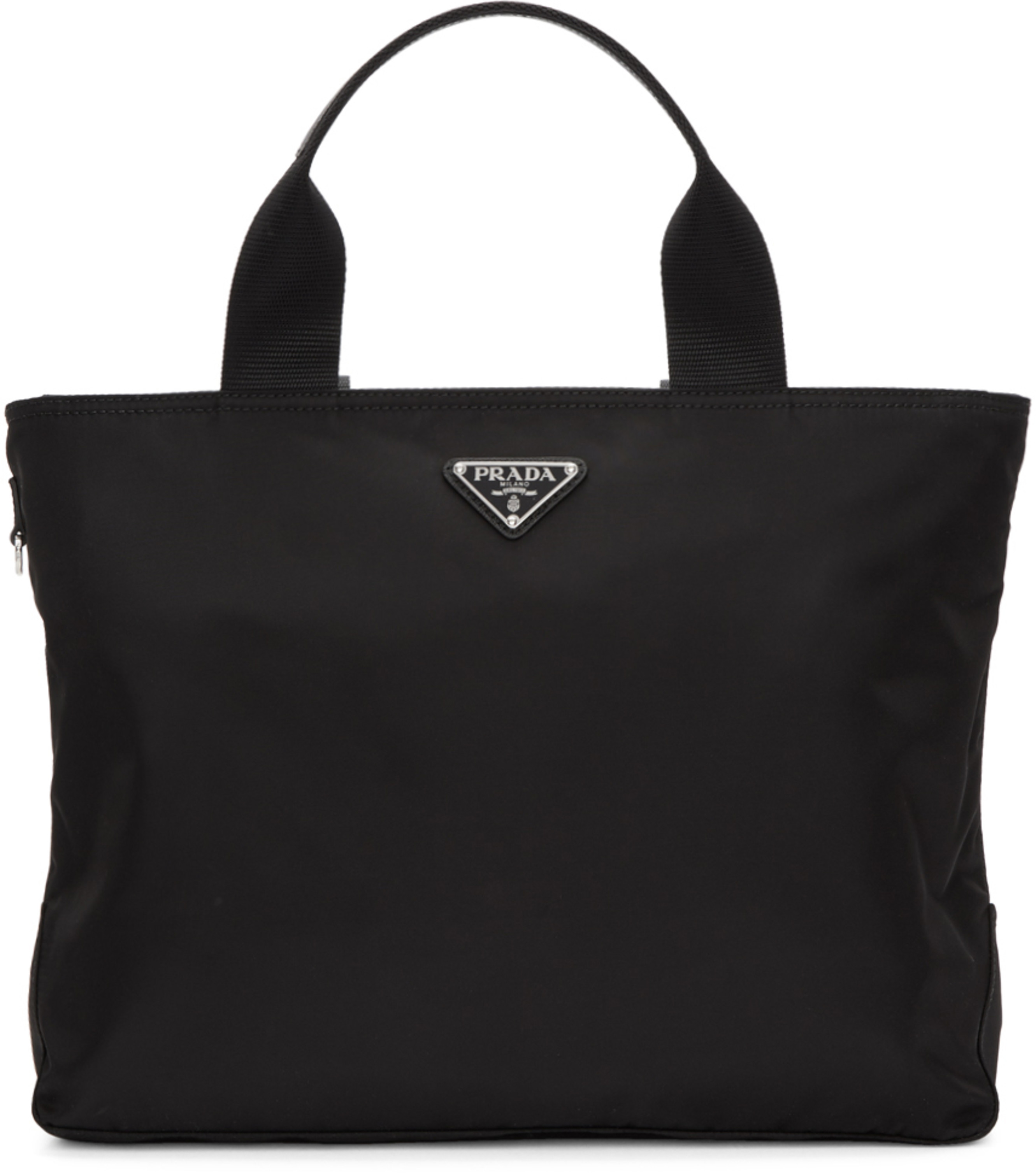 fd9748bfc5 Black Nylon Small East West Tote