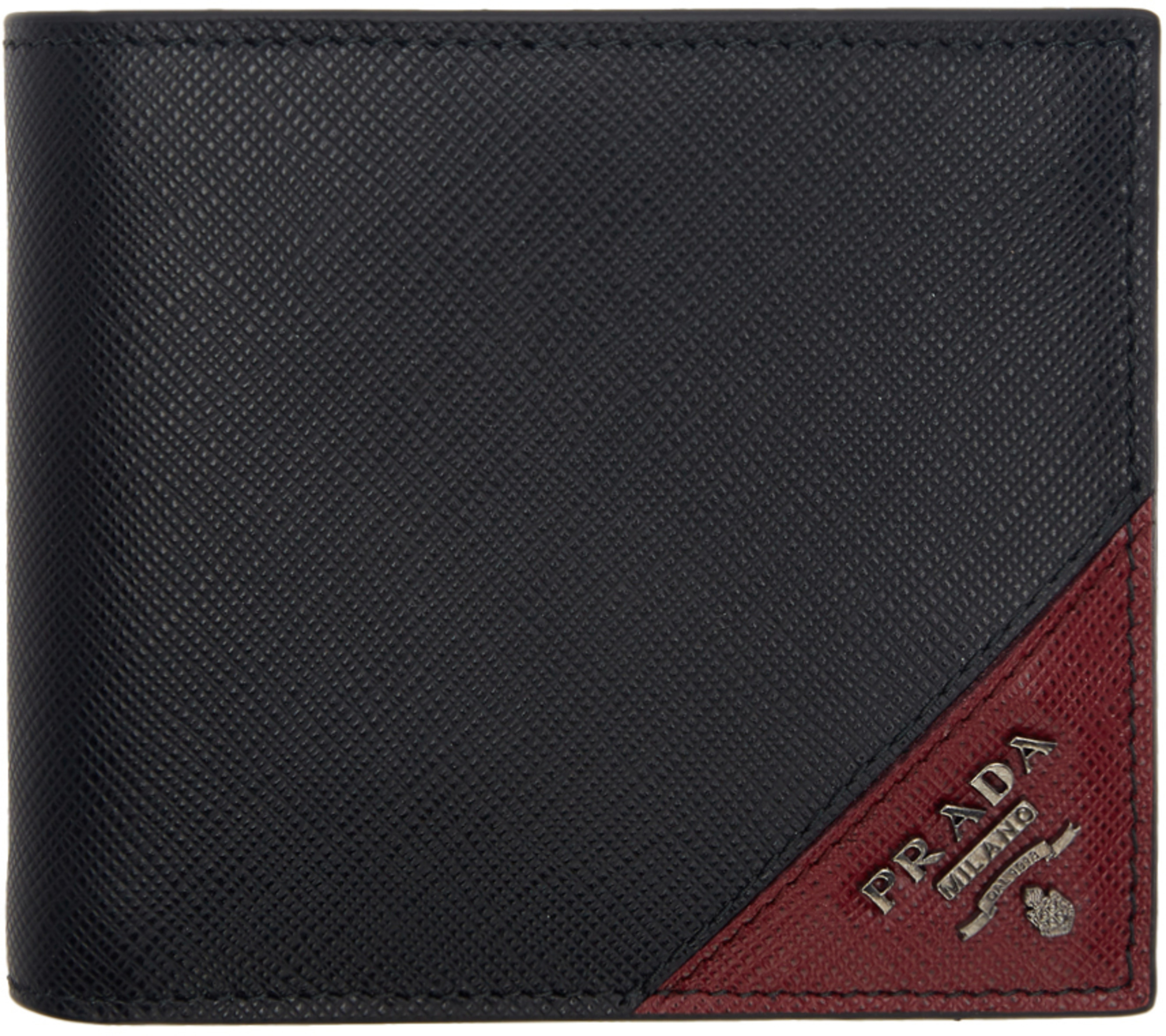 eab4169de4ff Prada wallets & card holders for Men | SSENSE Canada