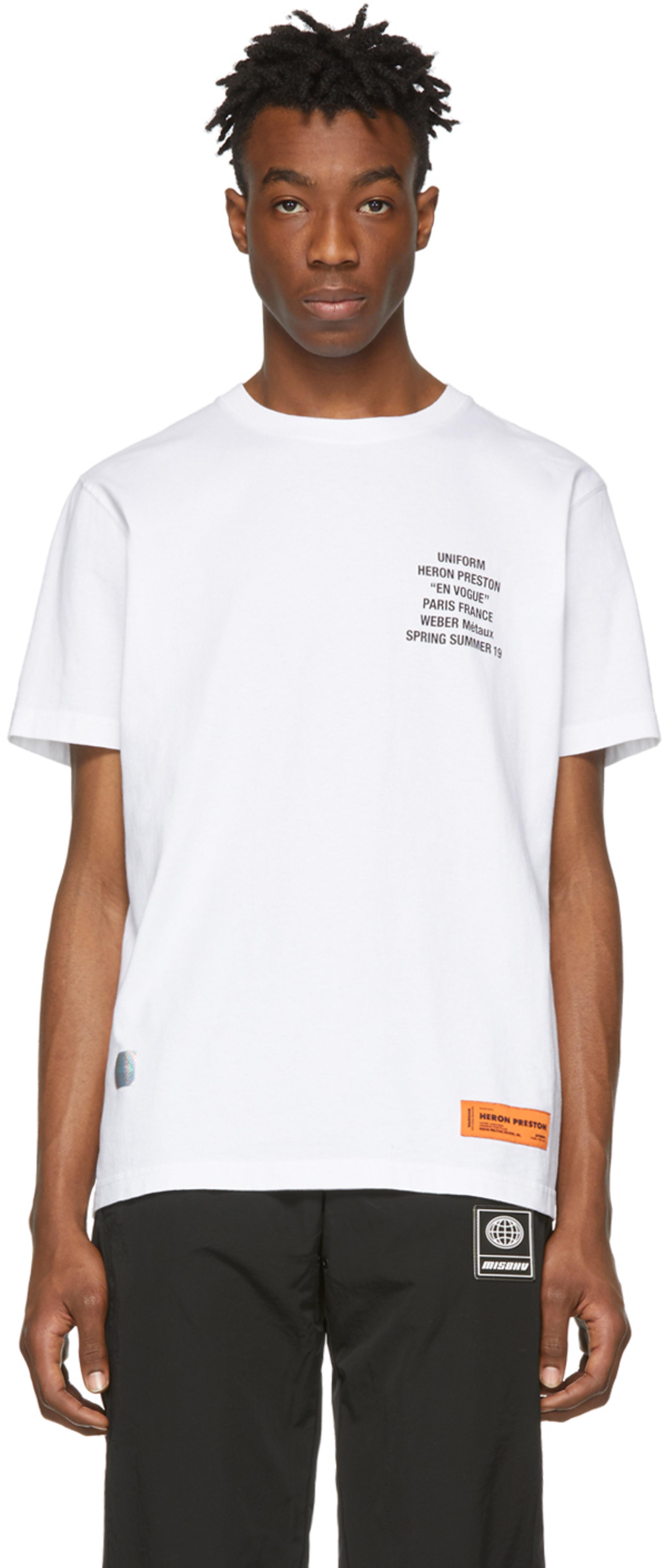 89e10492faca Heron Preston for Men FW19 Collection | SSENSE