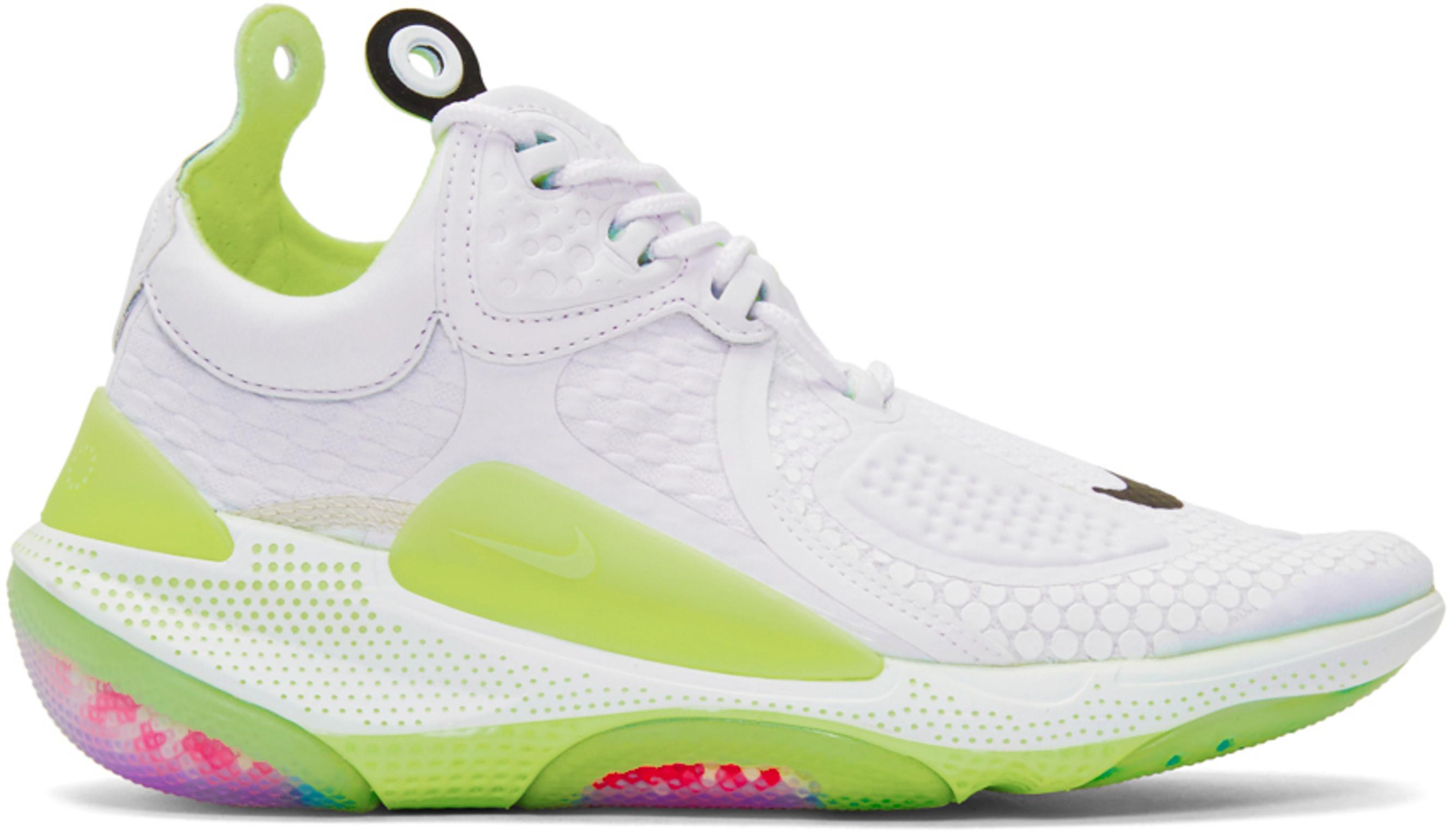 White Joyride CC3 Setter Sneakers