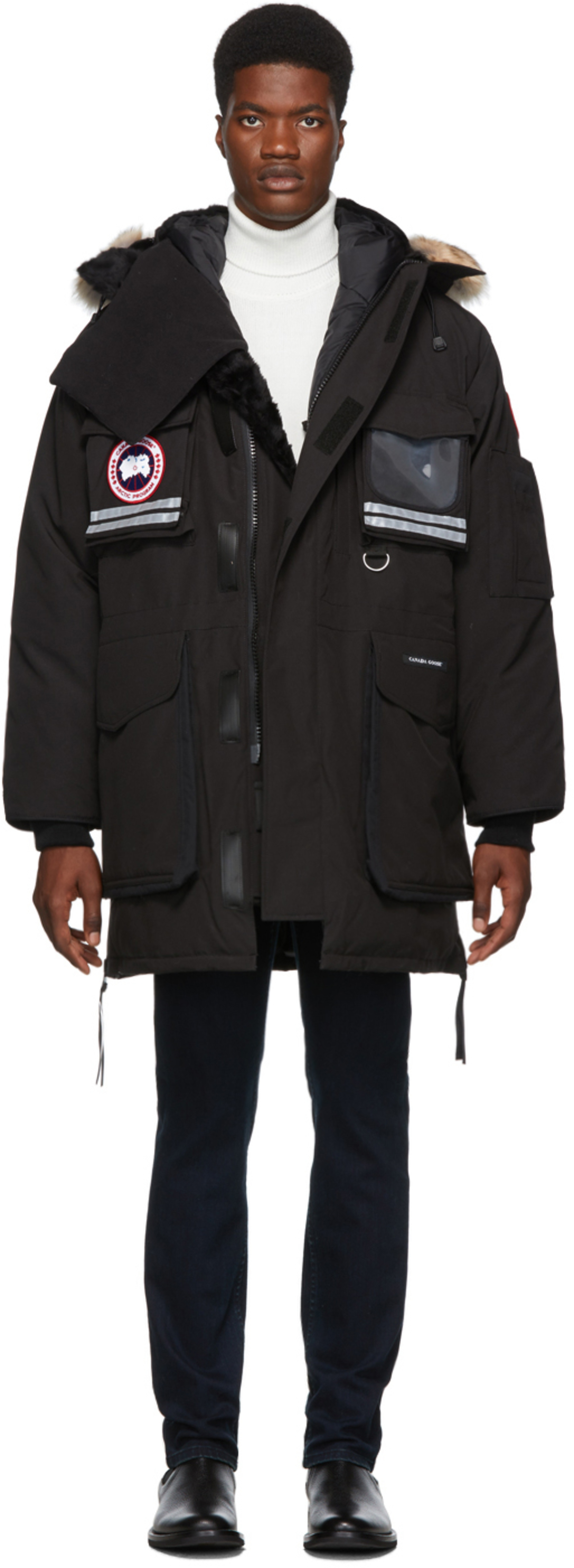 Canada Goose Olive Green Expidition Parka for men