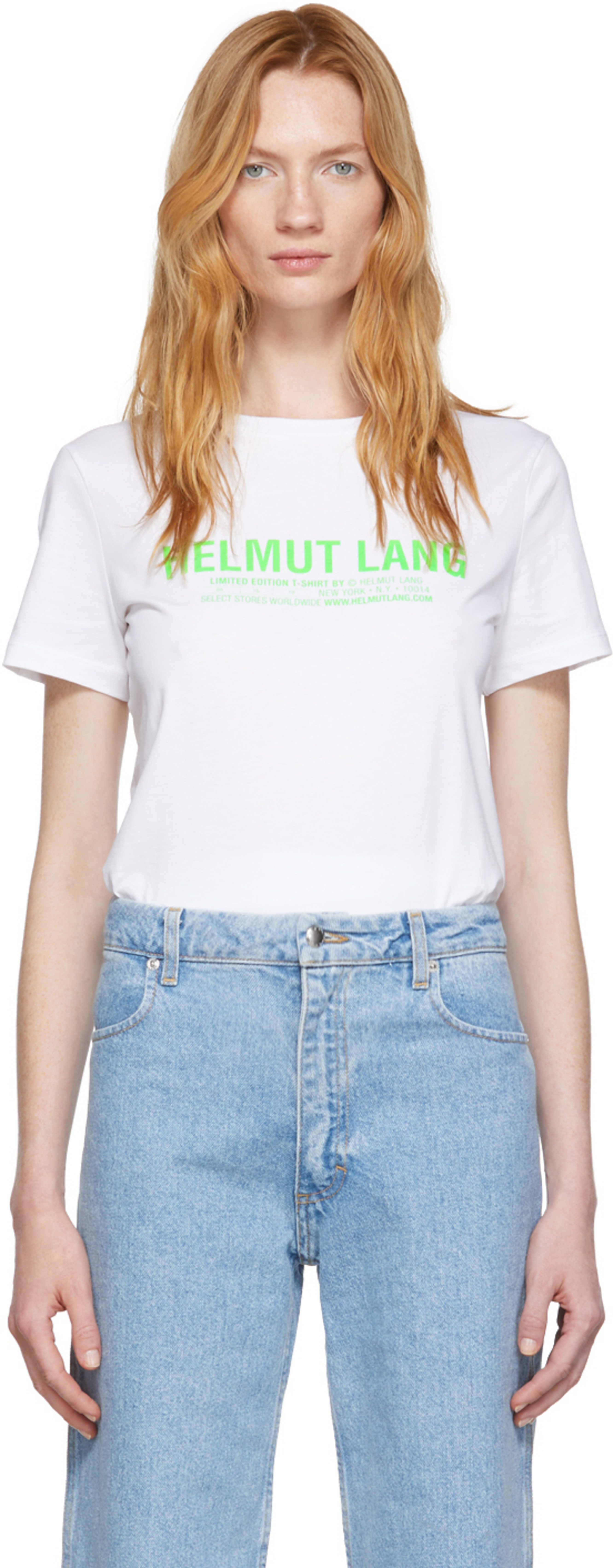 049082c694d7c Helmut Lang for Women SS19 Collection