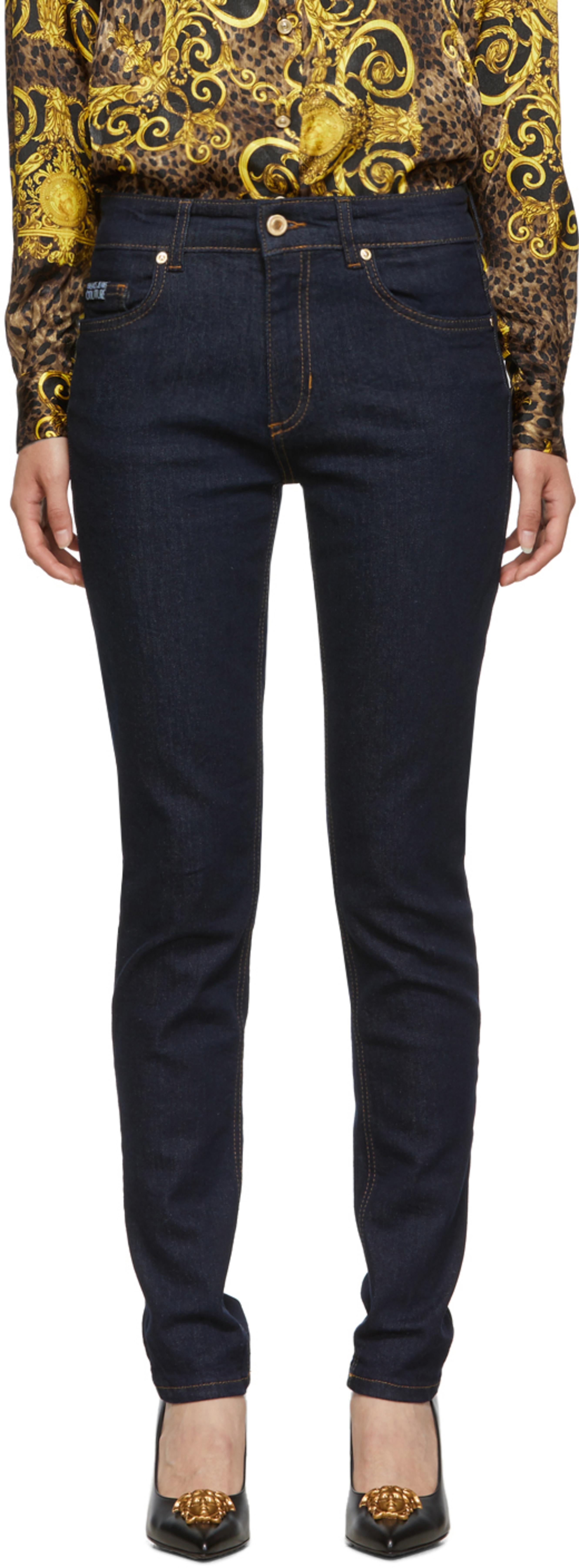 0b0329b48a Indigo Classic Jeans