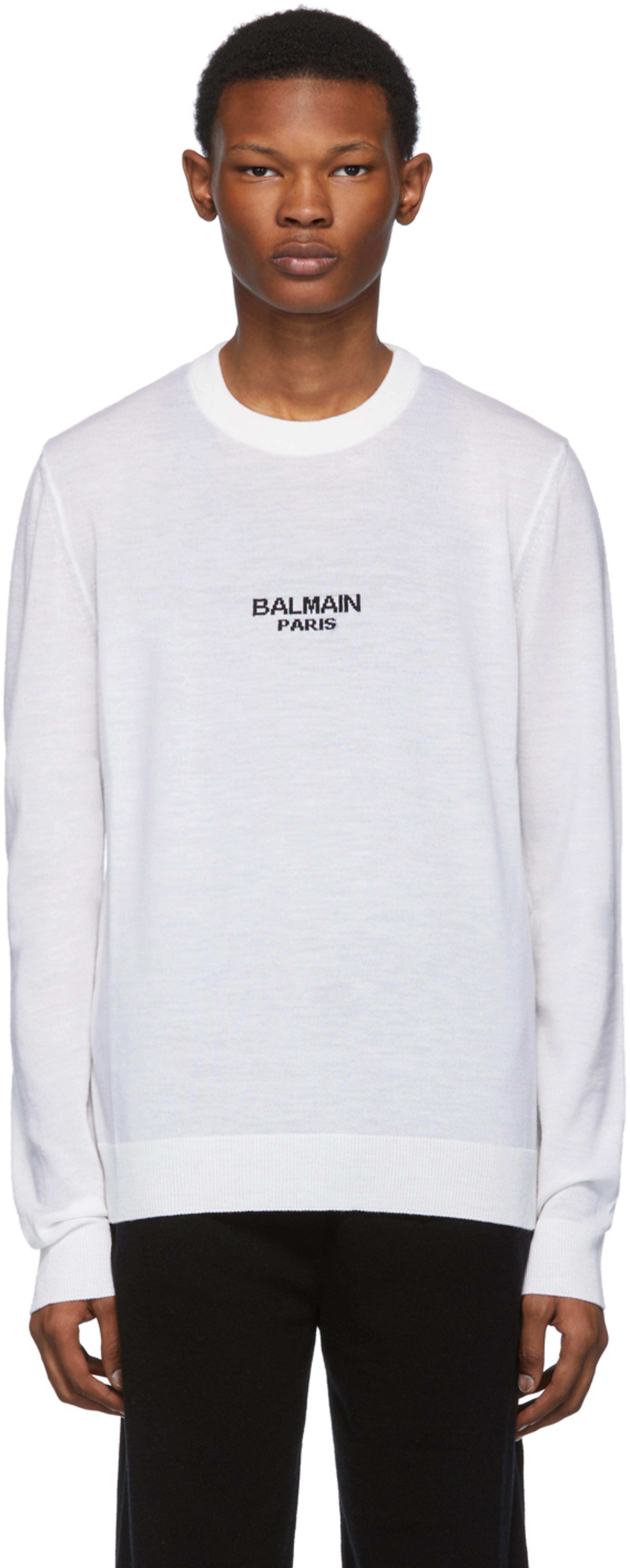 09ec00bb85 Balmain for Men SS19 Collection | SSENSE