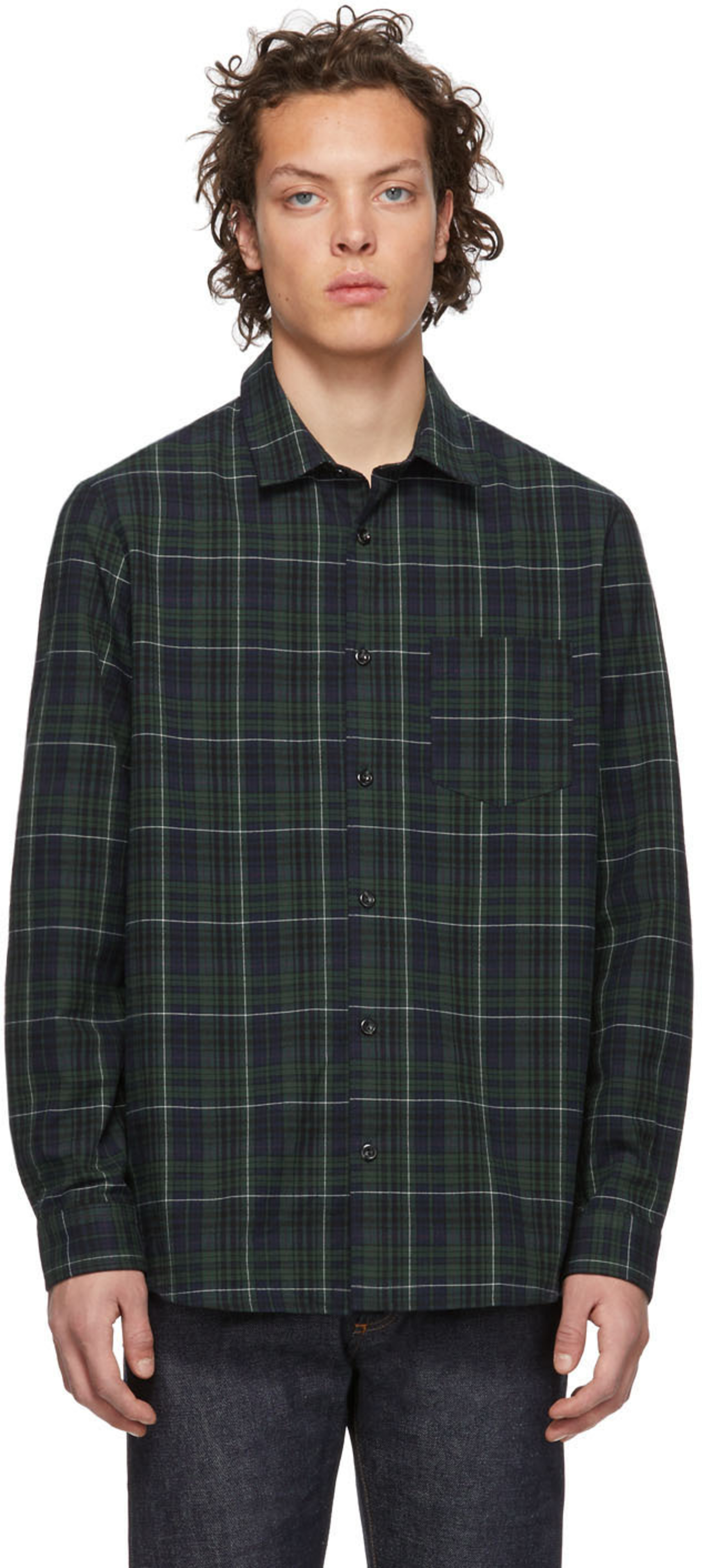 efbe685115b1 A.p.c. for Men SS19 Collection