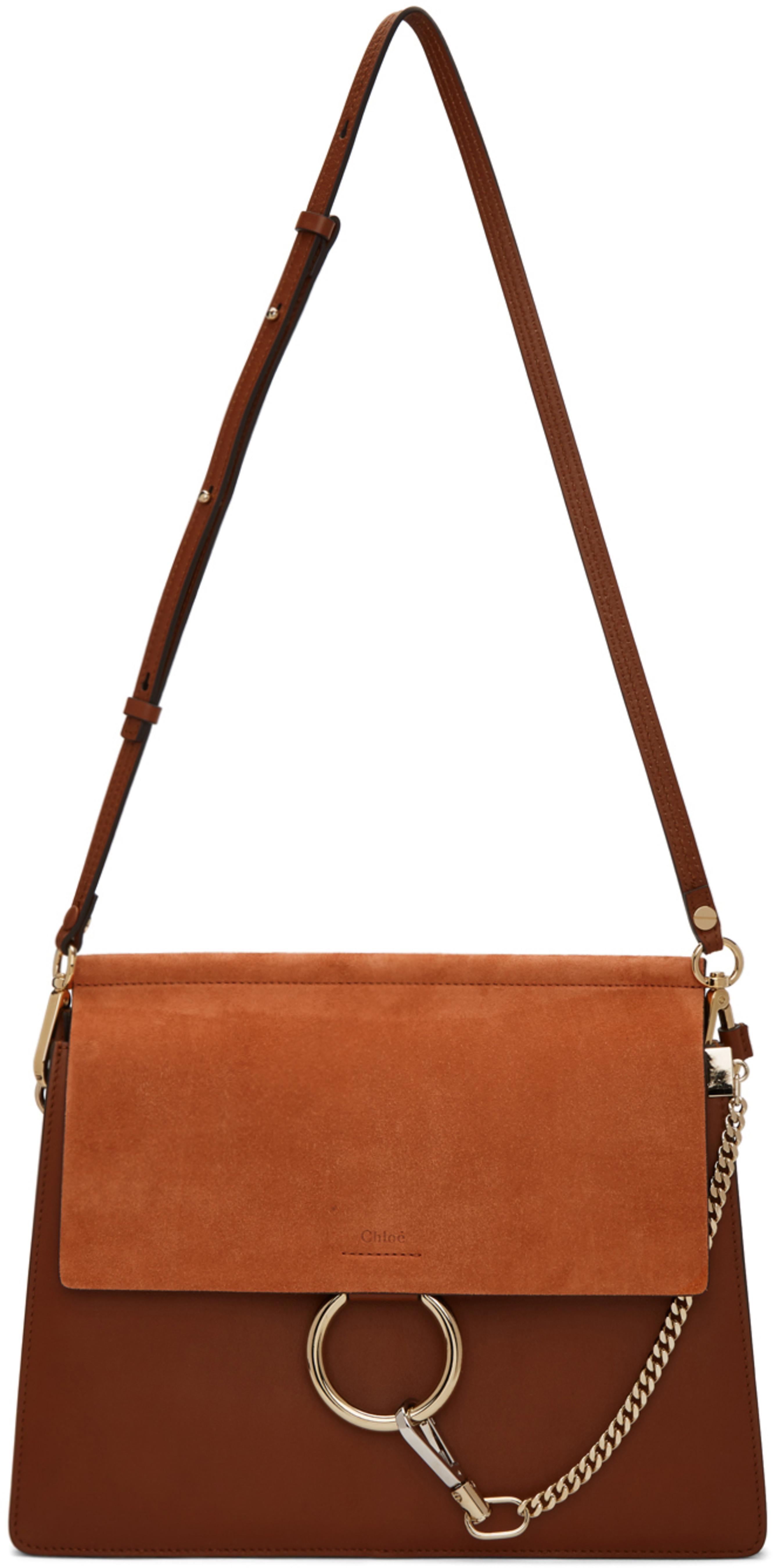 2d16dbd062 Brown Medium Faye Bag