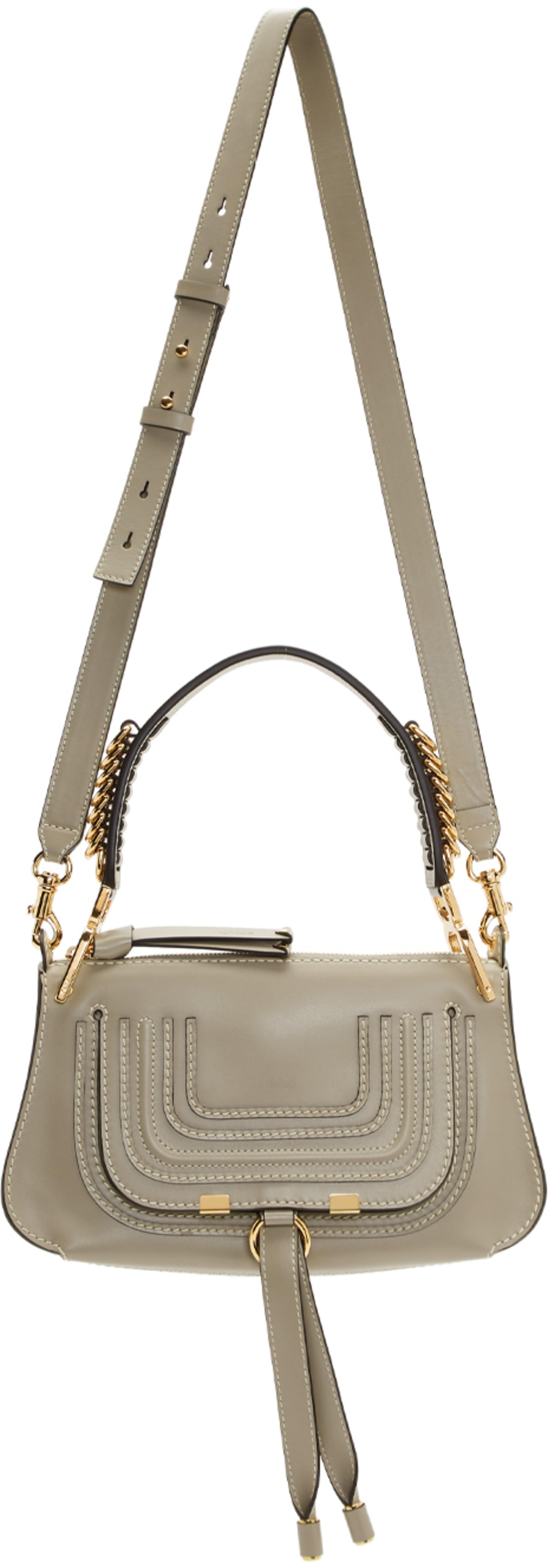 5377b0de68 Grey Marcie Saddle Bag