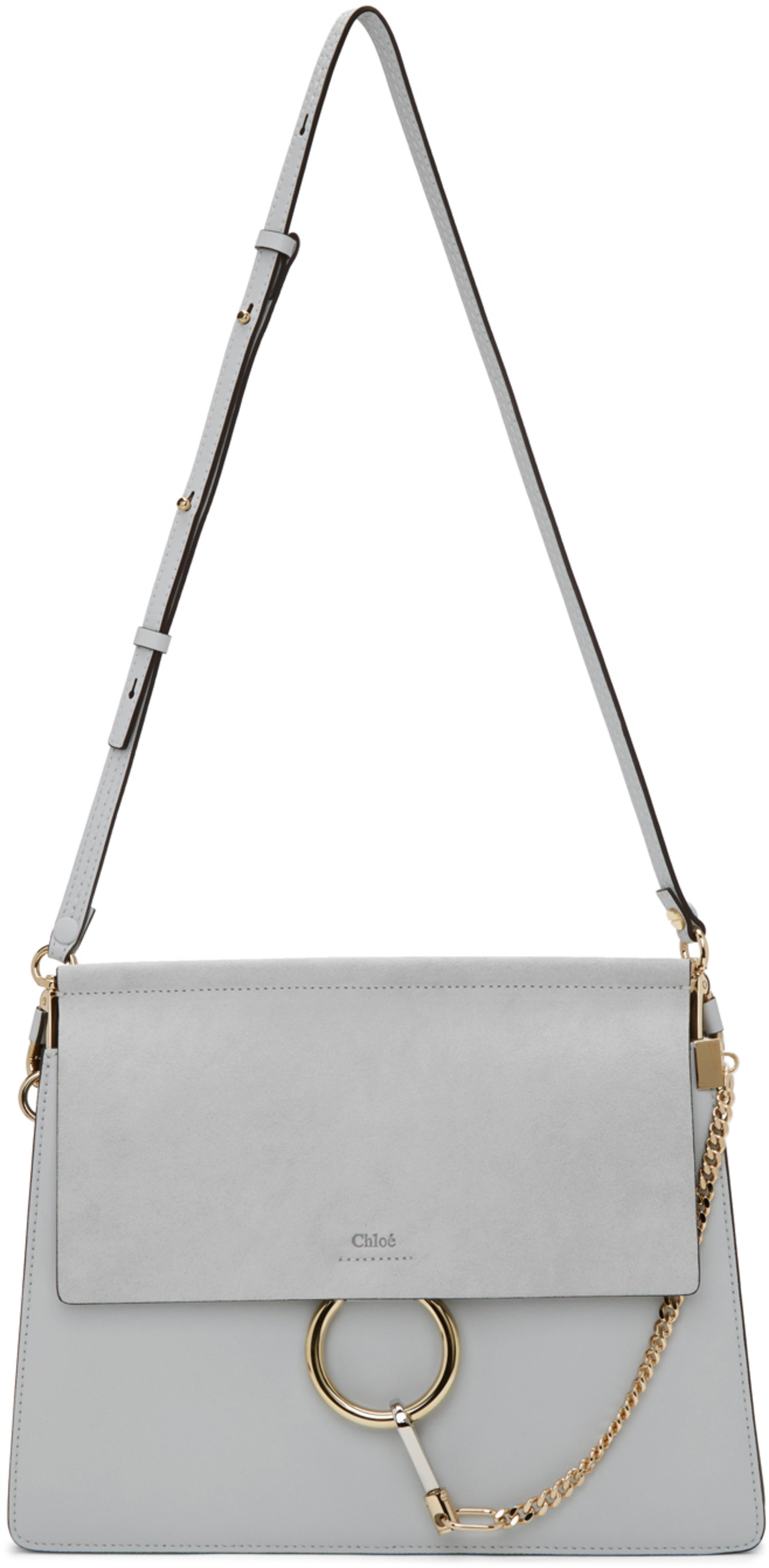 fc8db373 Grey Medium Faye Bag